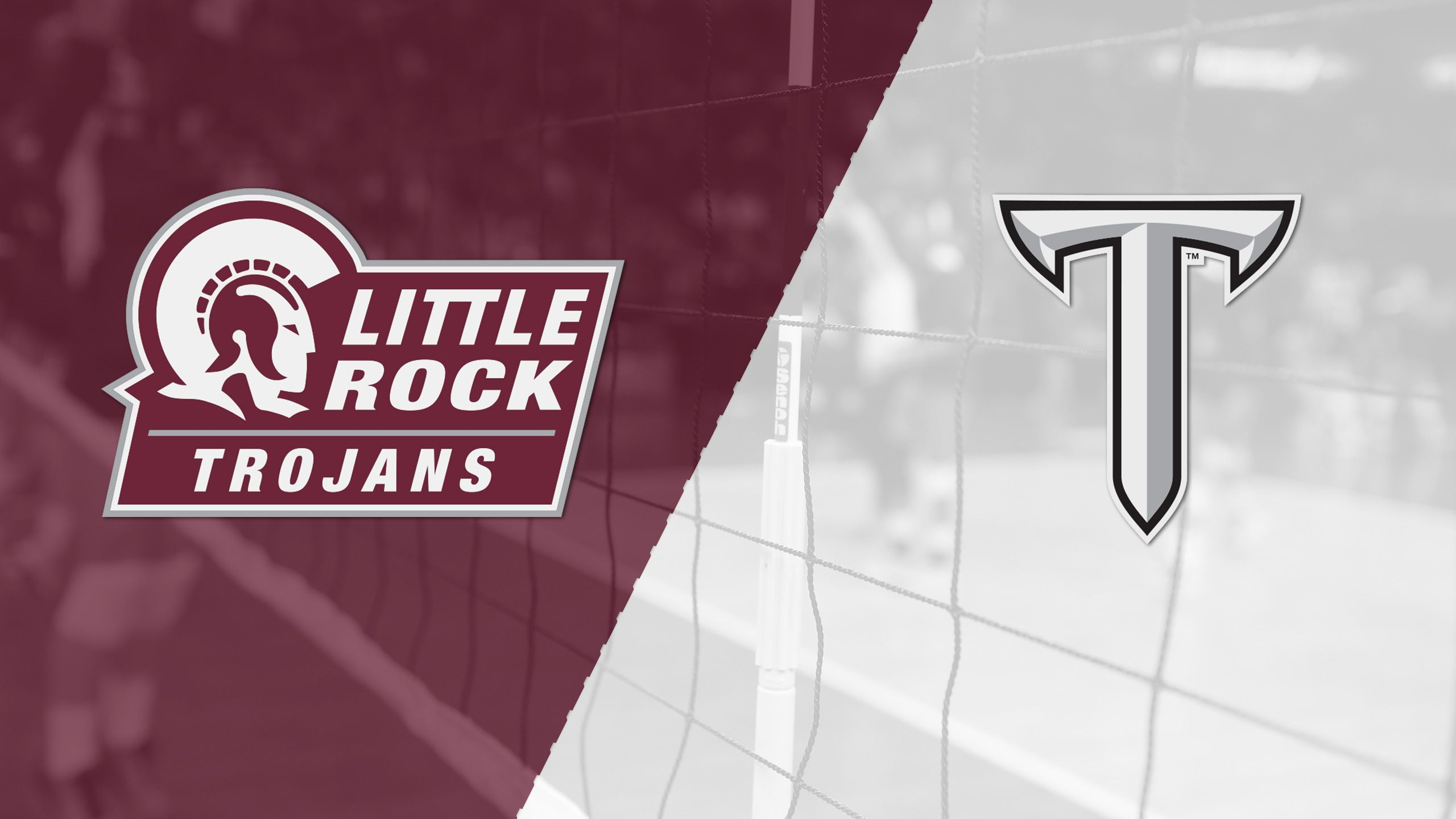 Little Rock vs. Troy (W Volleyball)