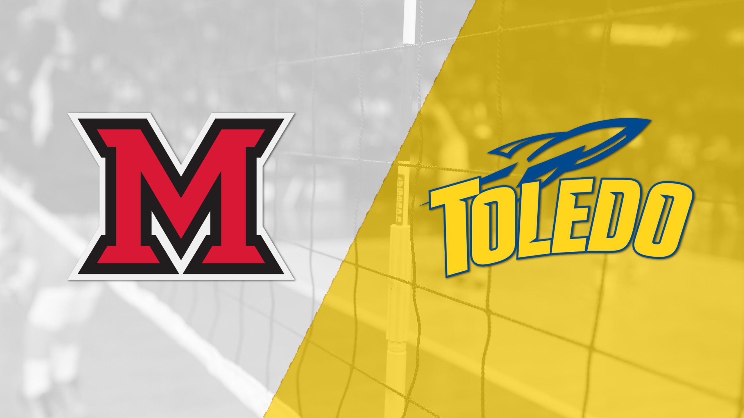 Miami (OH) vs. Toledo (W Volleyball)