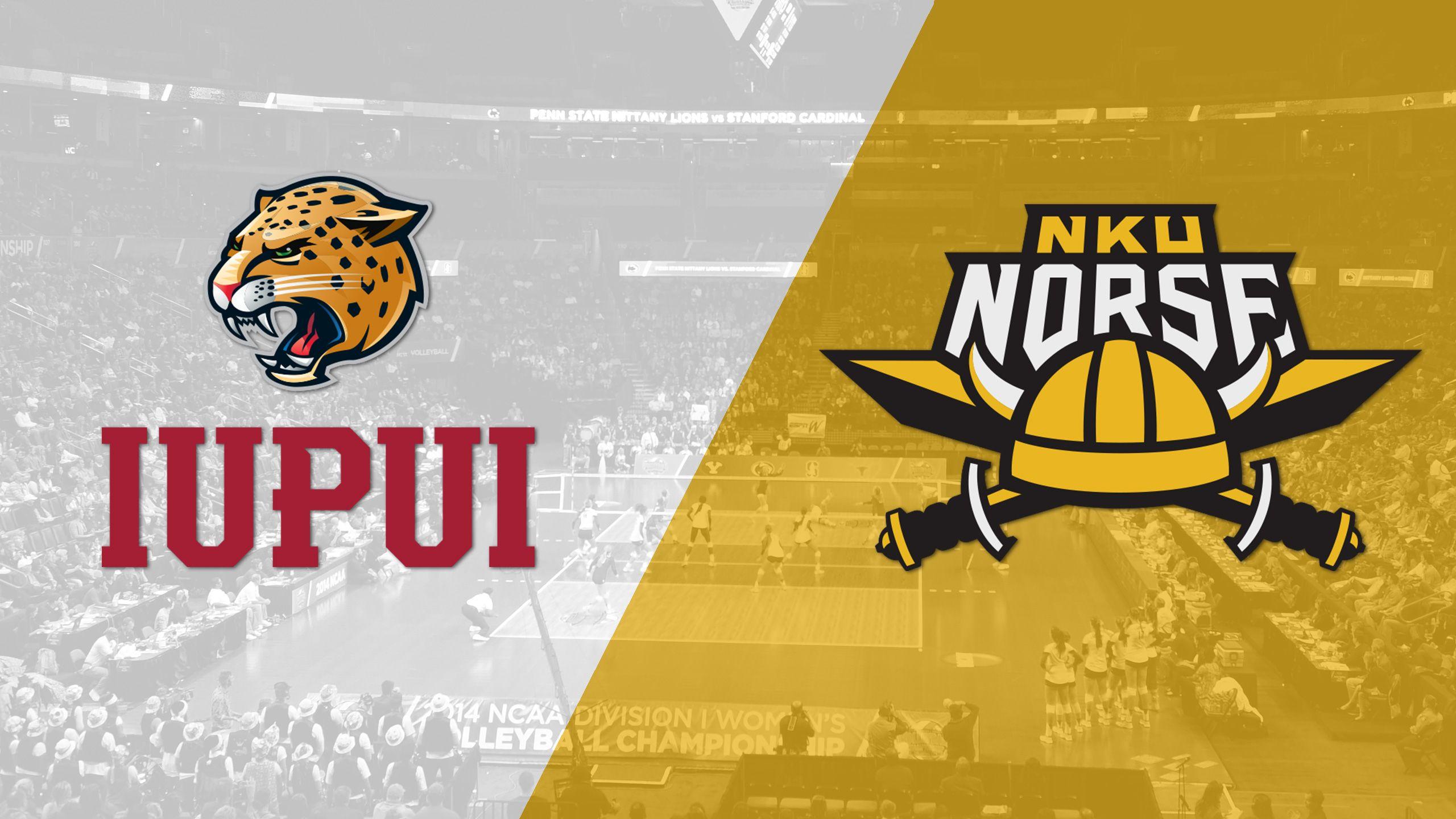 IUPUI vs. Northern Kentucky (W Volleyball)
