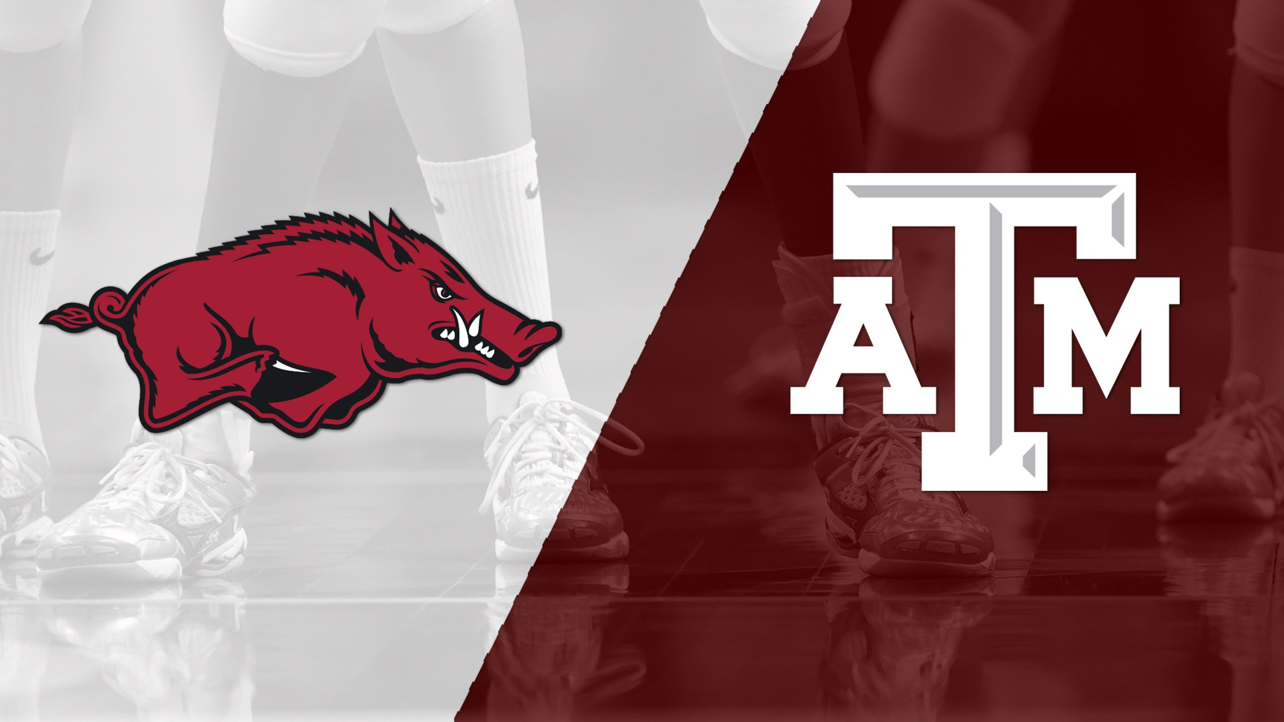 Arkansas vs. Texas A&M (W Volleyball)