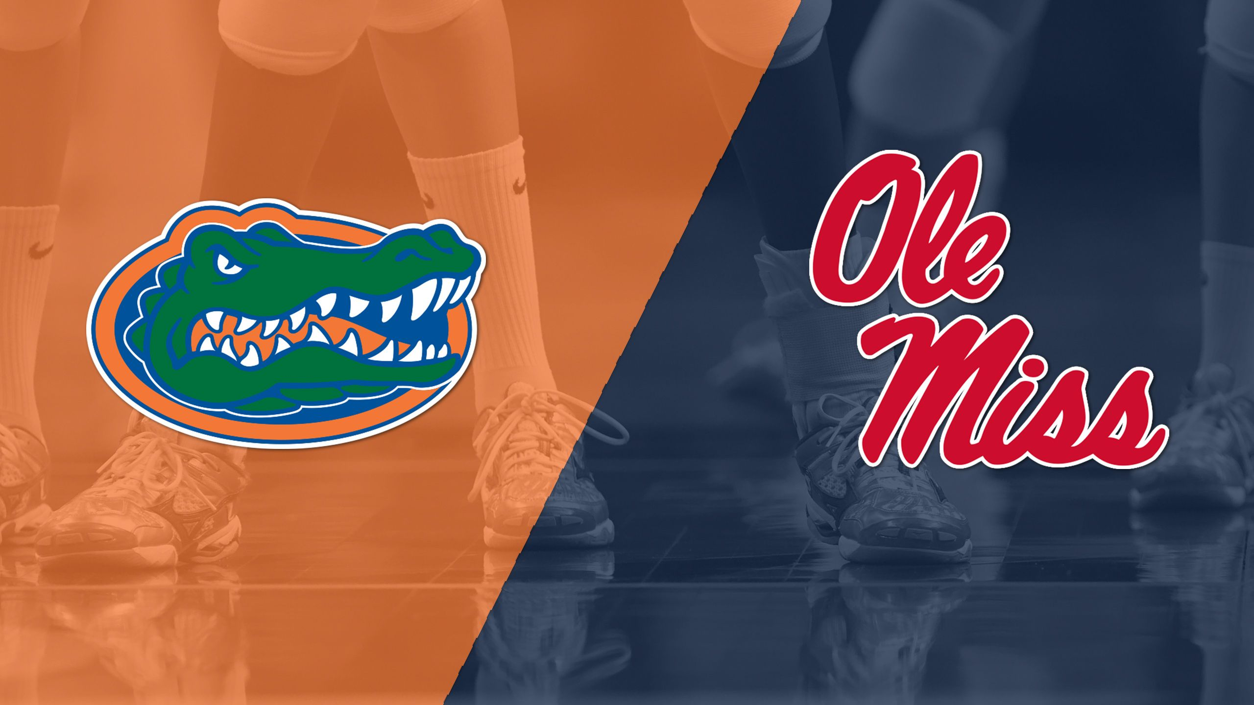 #1 Florida vs. Ole Miss (W Volleyball)