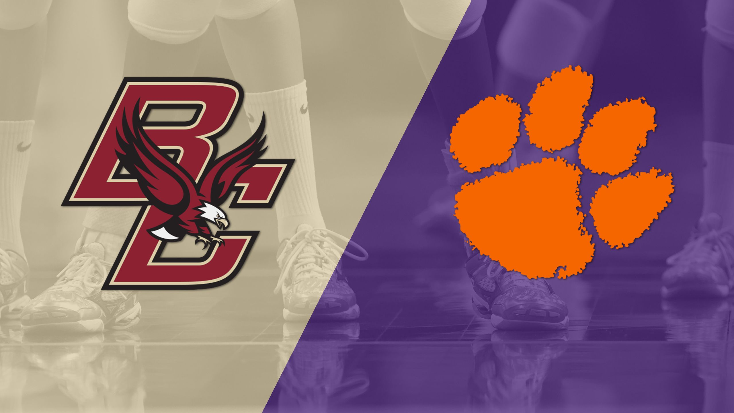 Boston College vs. Clemson (W Volleyball)