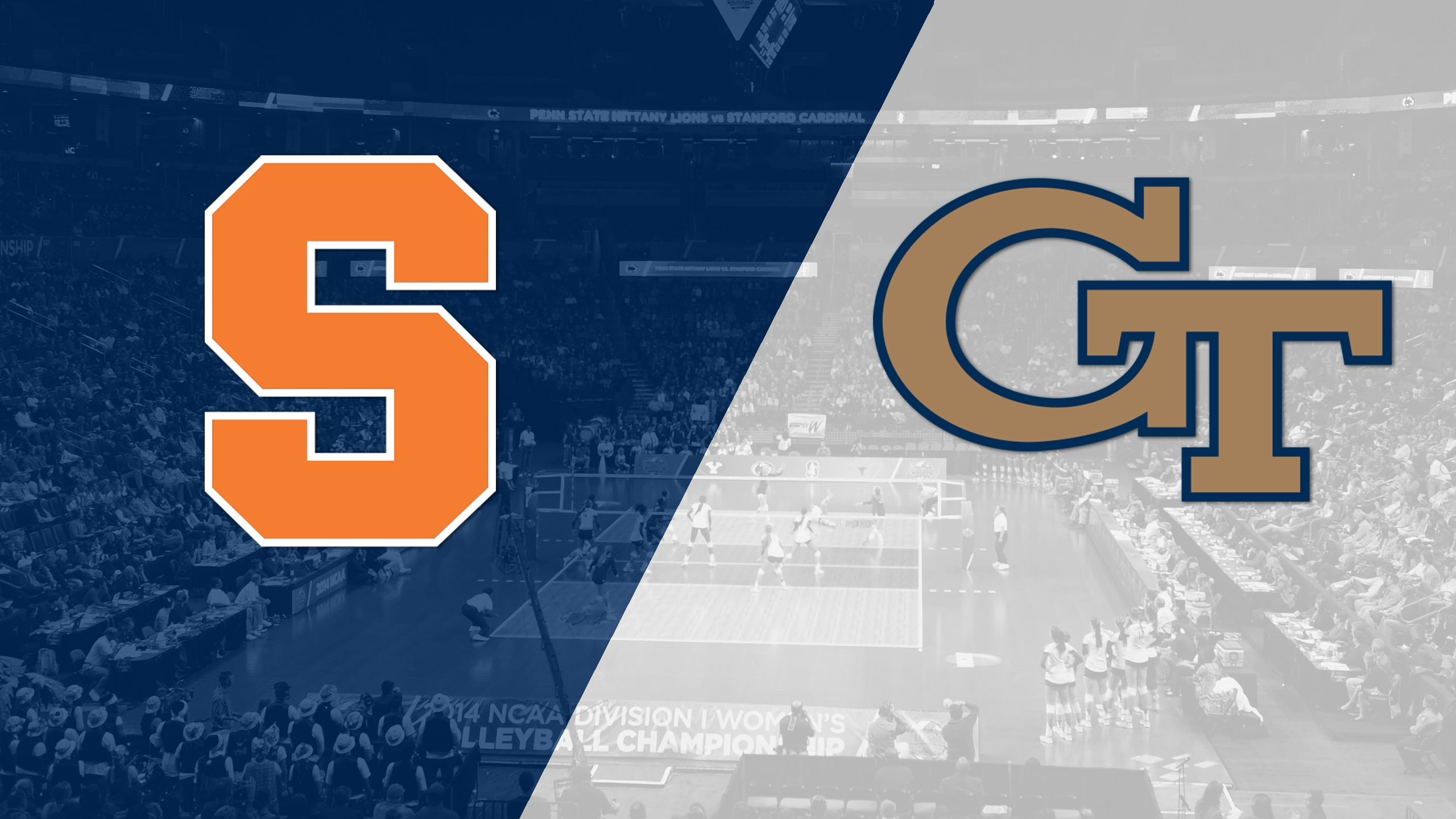 Syracuse vs. Georgia Tech (W Volleyball)