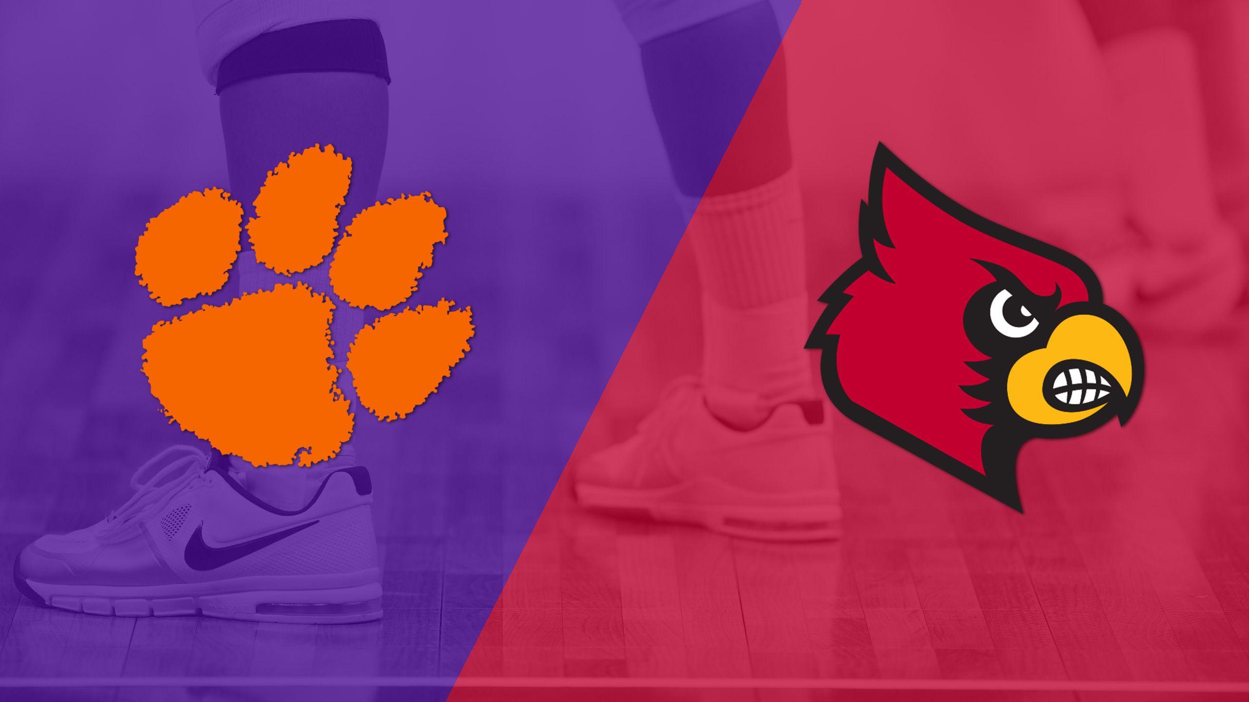 Clemson vs. Louisville (W Volleyball)