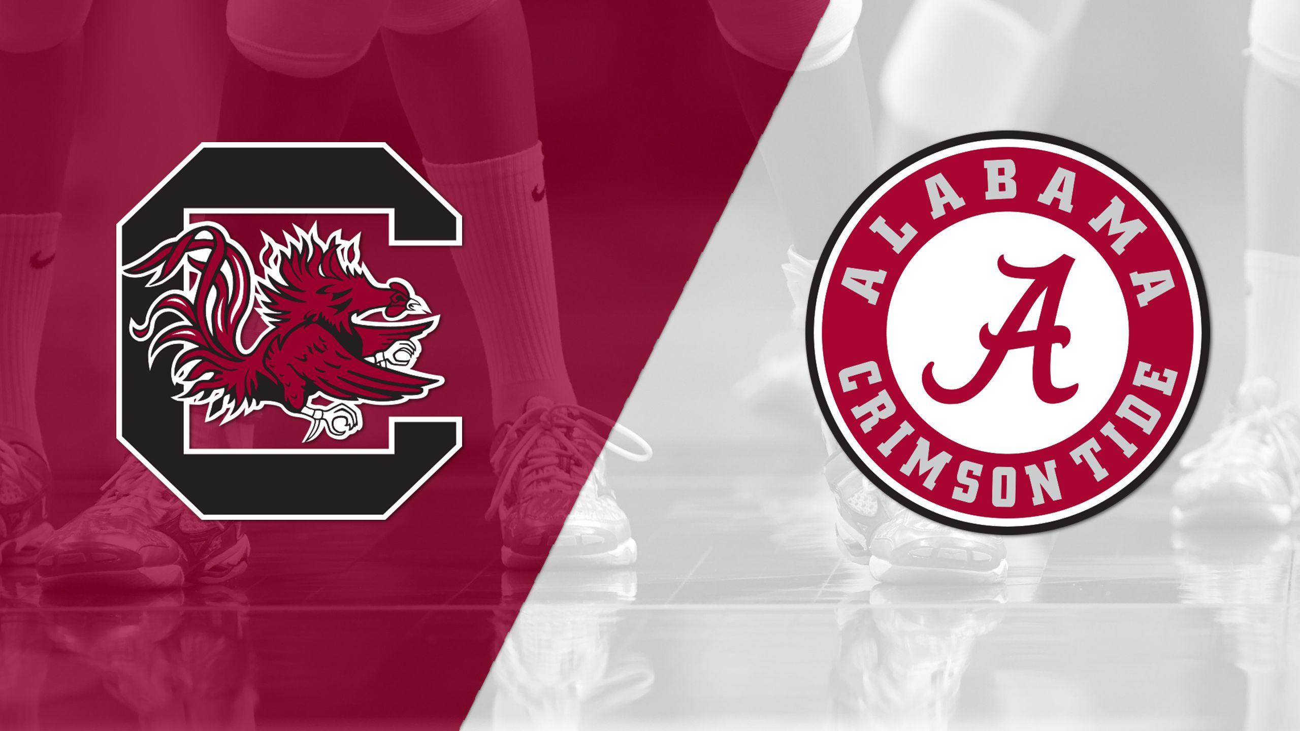 South Carolina vs. Alabama (W Volleyball)