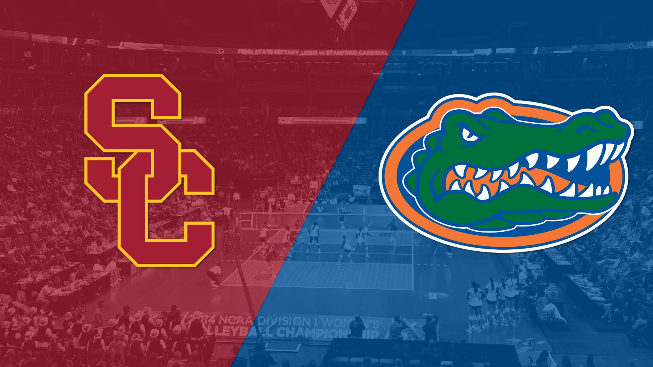 #10 USC vs. #2 Florida (Regional Final) (NCAA Division I Women's Volleyball Championship) (re-air)