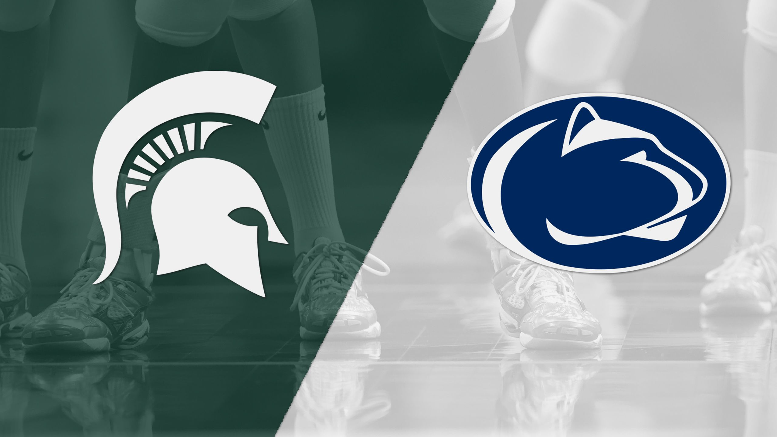 Michigan State vs. #1 Penn State (Regional Final) (NCAA Division I Women's Volleyball Championship) (re-air)