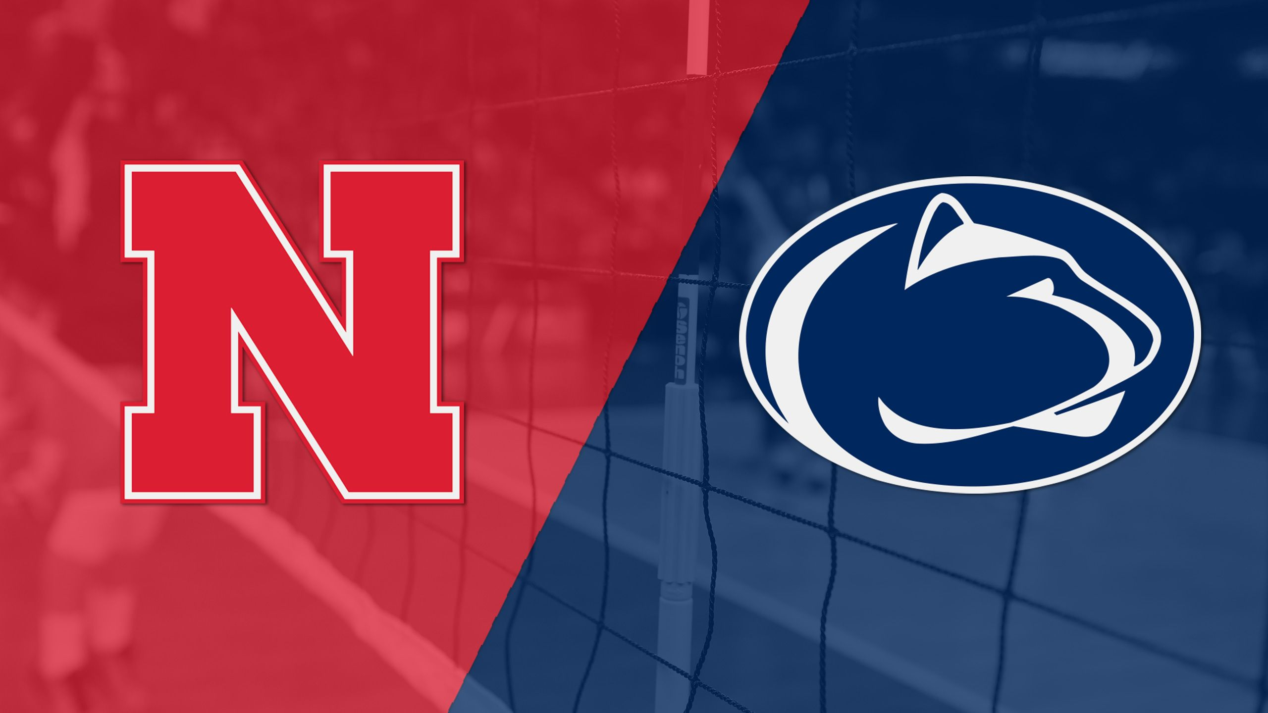 #5 Nebraska vs. #1 Penn State (Semifinal #1) (NCAA Division I Women's Volleyball Championship) (re-air)