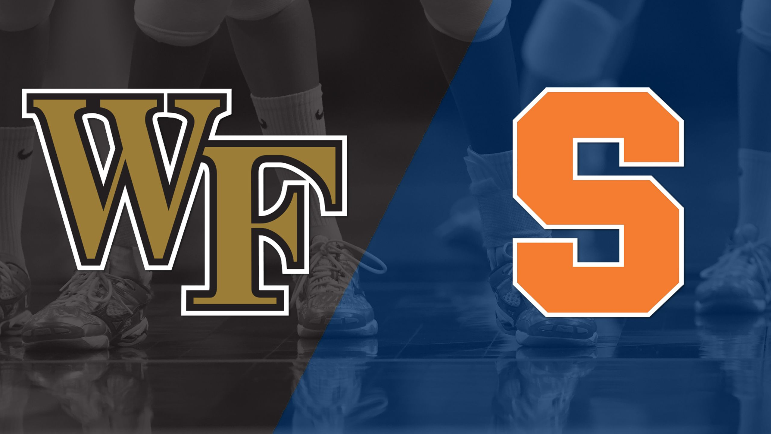 Wake Forest vs. Syracuse (W Volleyball)