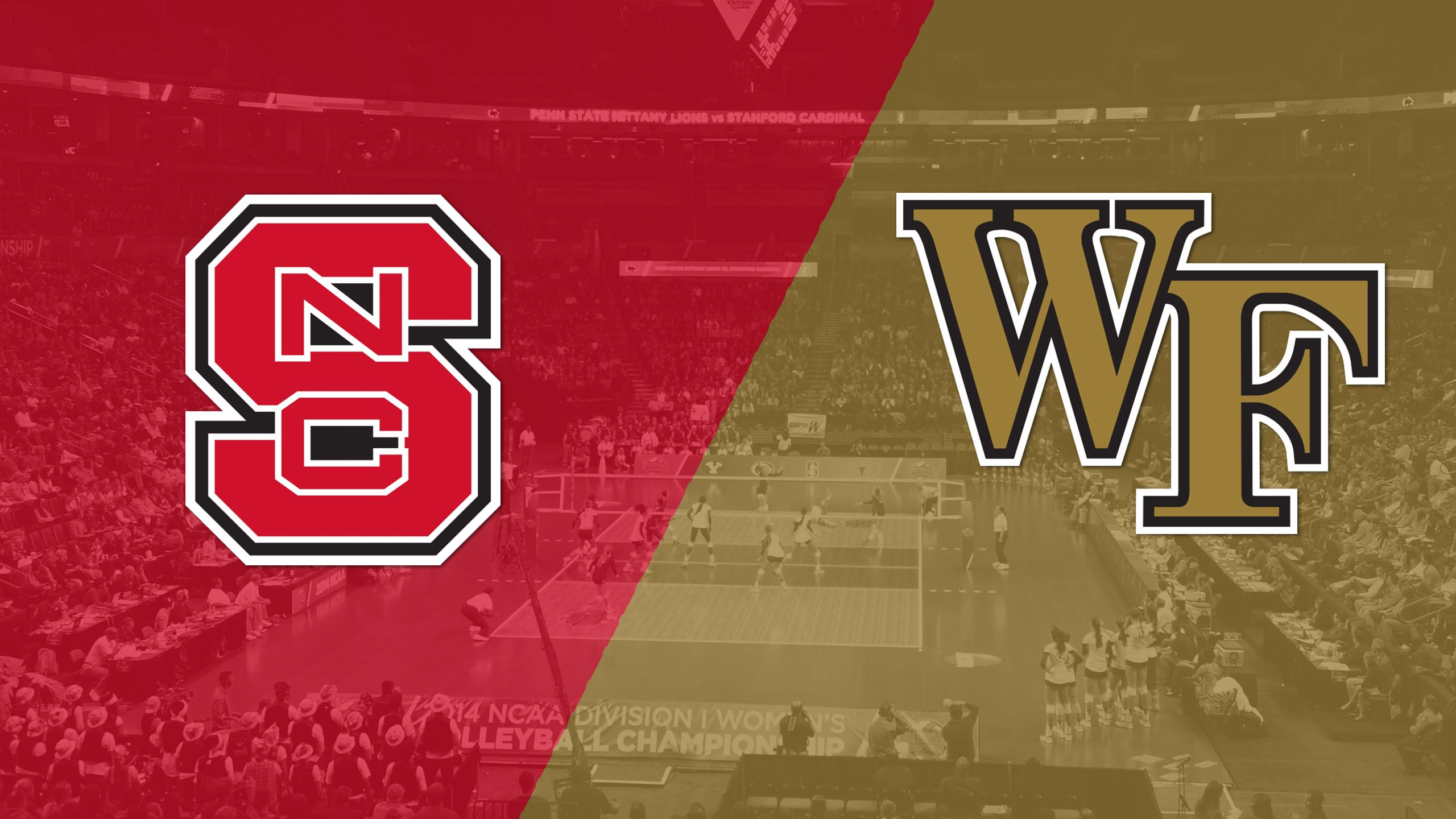 NC State vs. Wake Forest (W Volleyball)