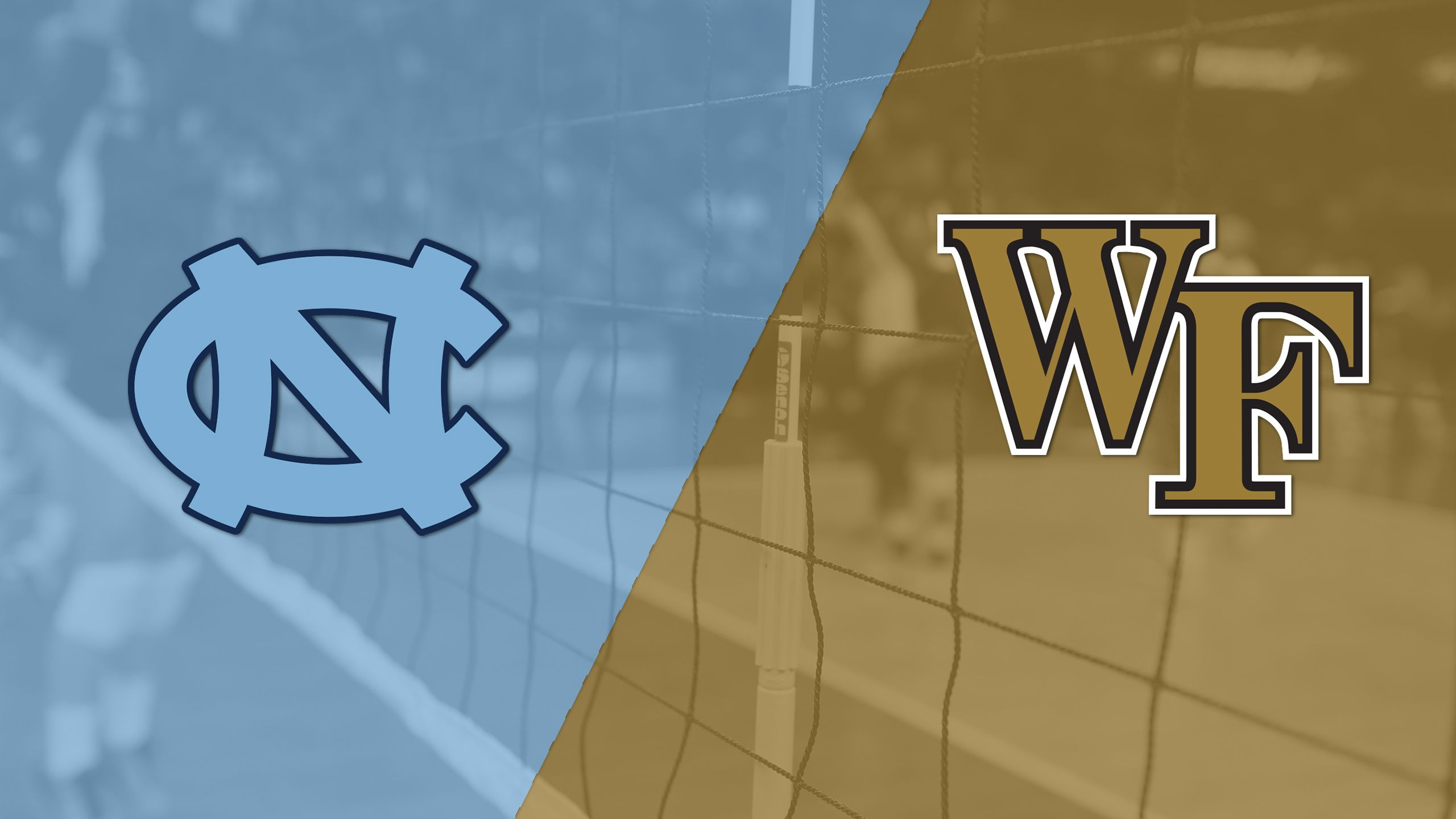 North Carolina vs. Wake Forest (W Volleyball)