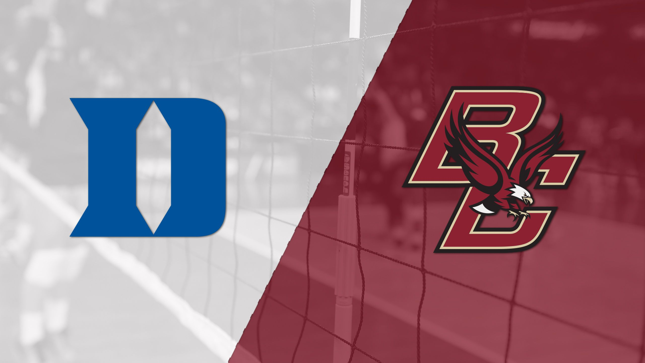 Duke vs. Boston College (W Volleyball)