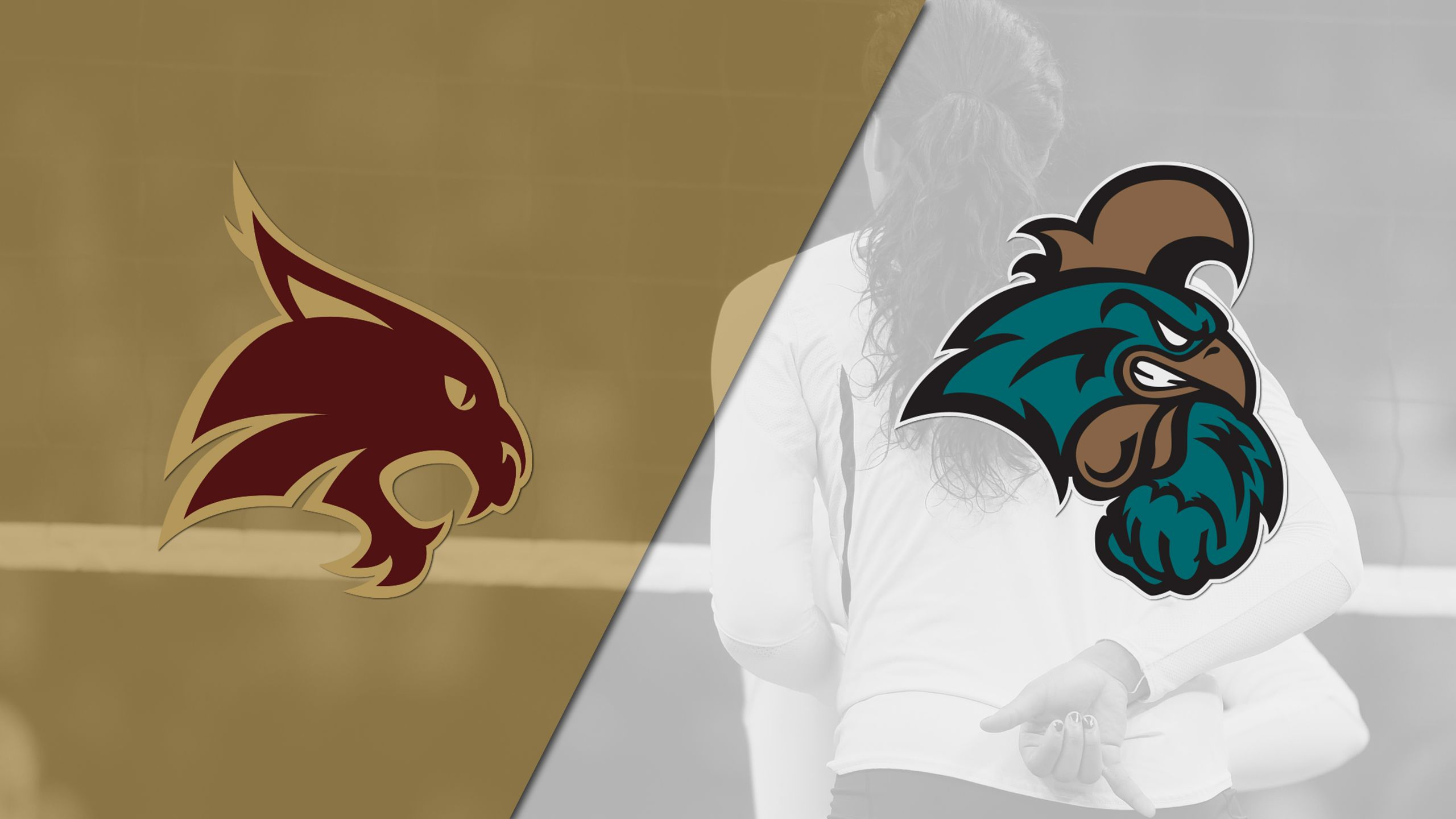 Texas State vs. Coastal Carolina (Championship) (Sun Belt Women's Volleyball Championship)