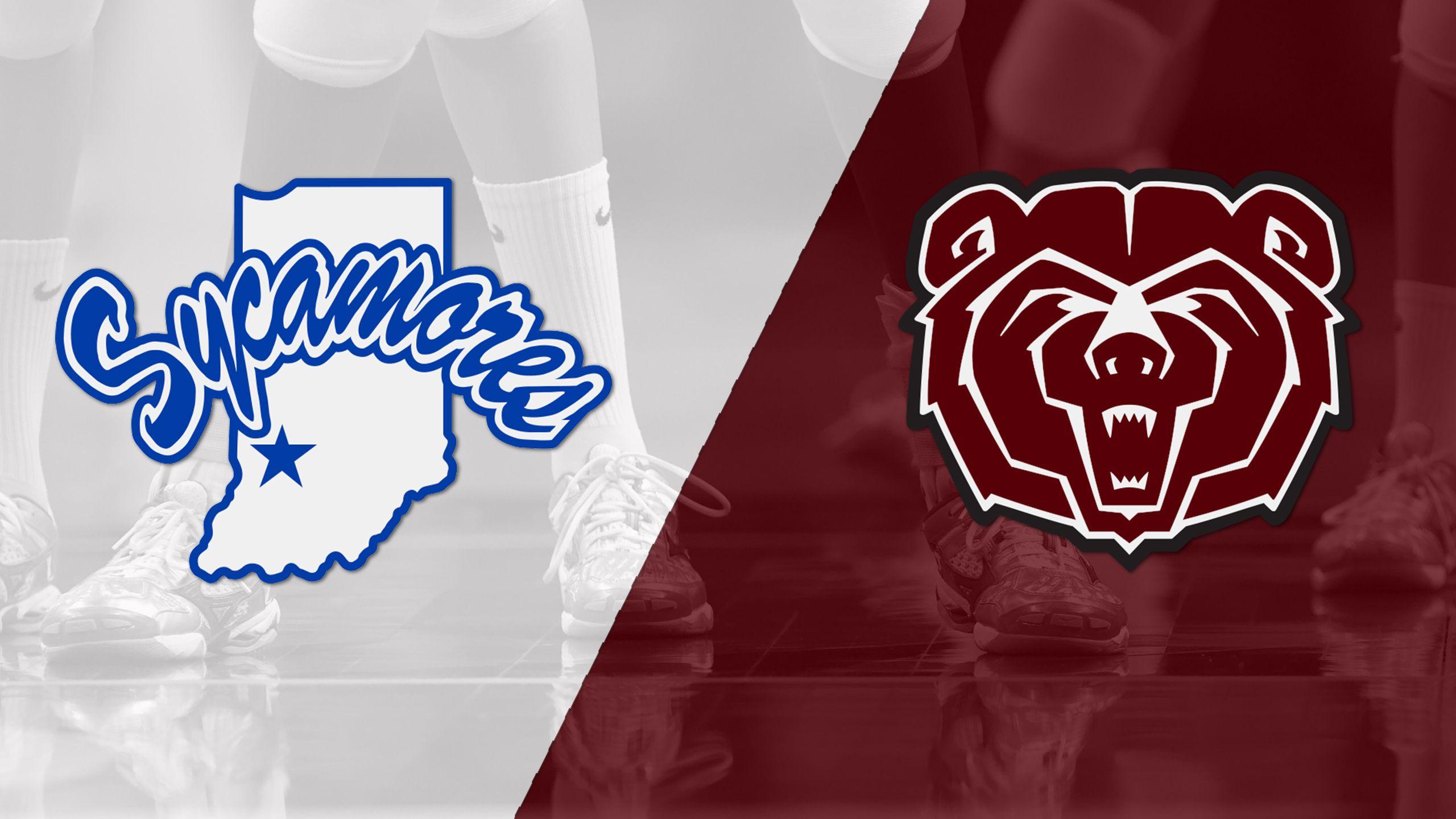 Indiana State vs. #25 Missouri State (Semifinal #1) (MVC Women's Volleyball Championship)