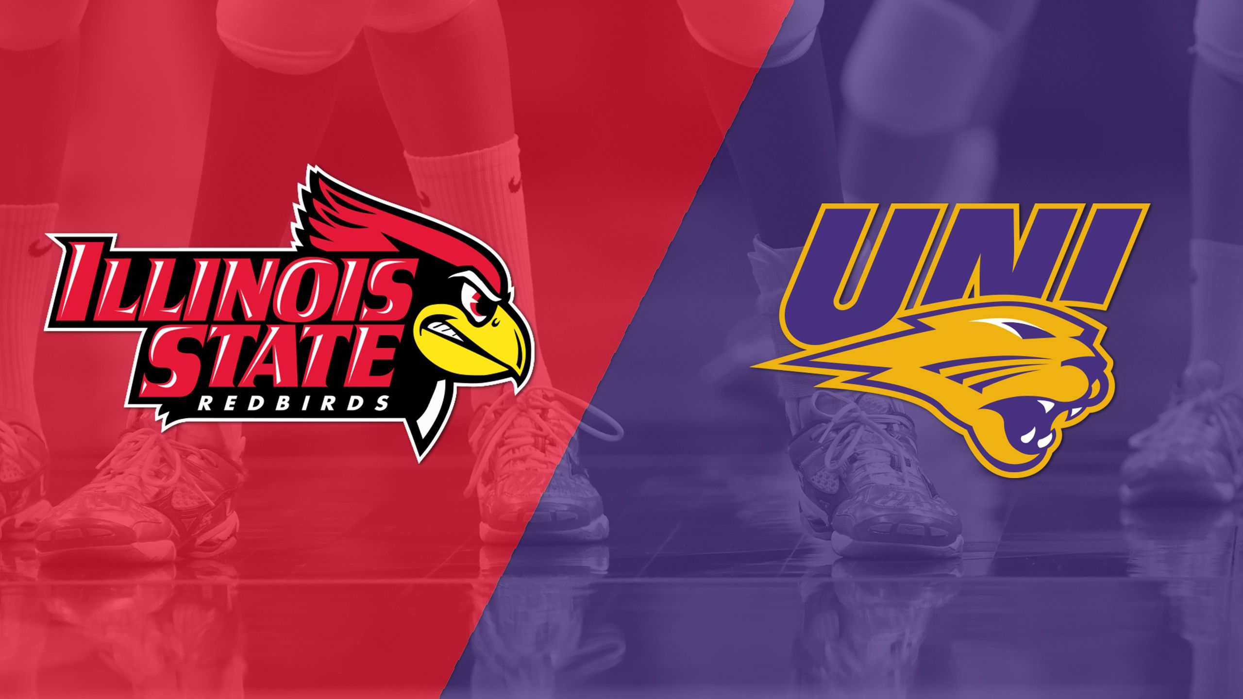 Illinois State vs. Northern Iowa (Semifinal #2) (MVC Women's Volleyball Championship)