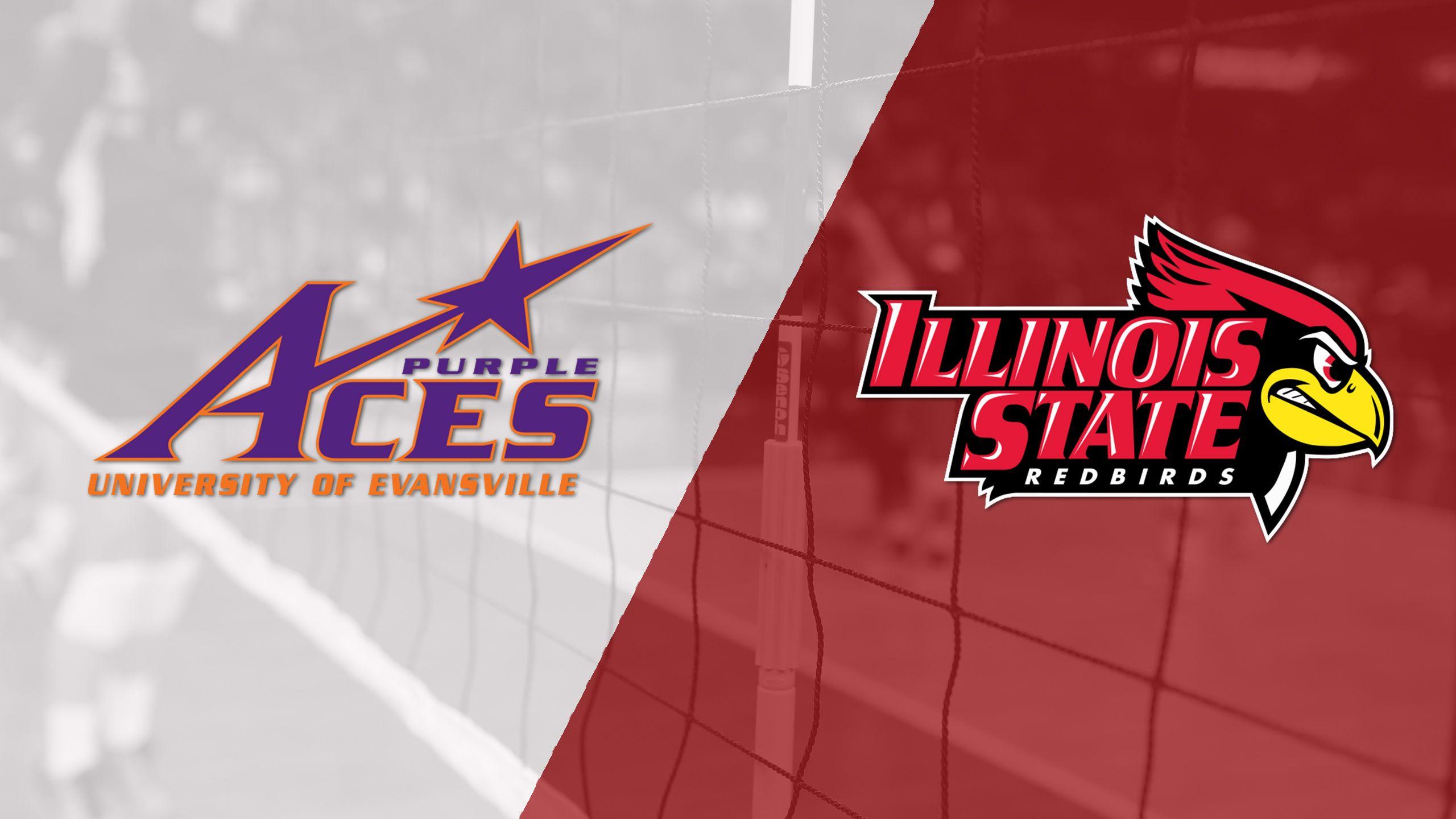 Evansville vs. Illinois State (W Volleyball)
