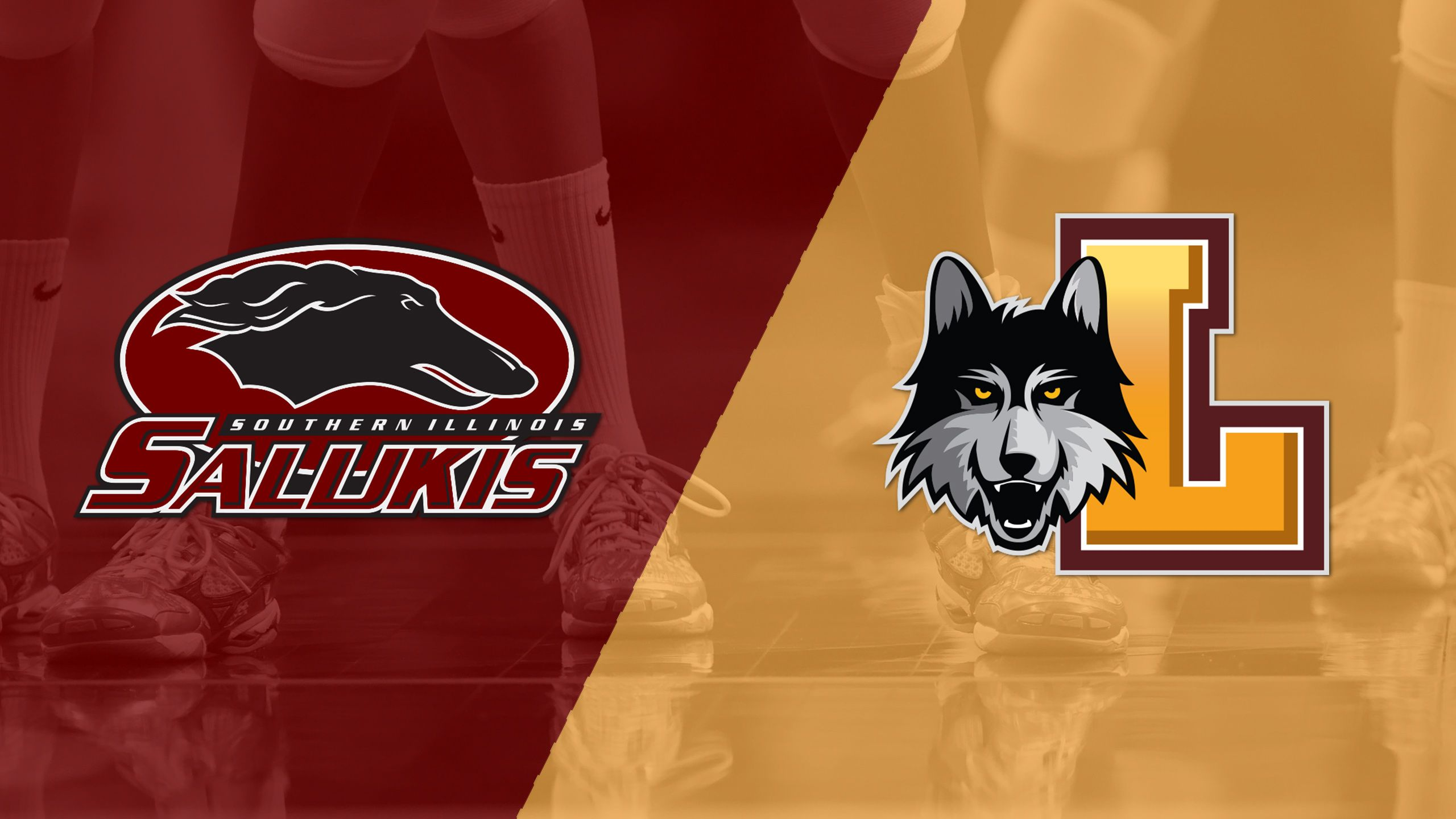 Southern Illinois vs. Loyola-Chicago (W Volleyball)