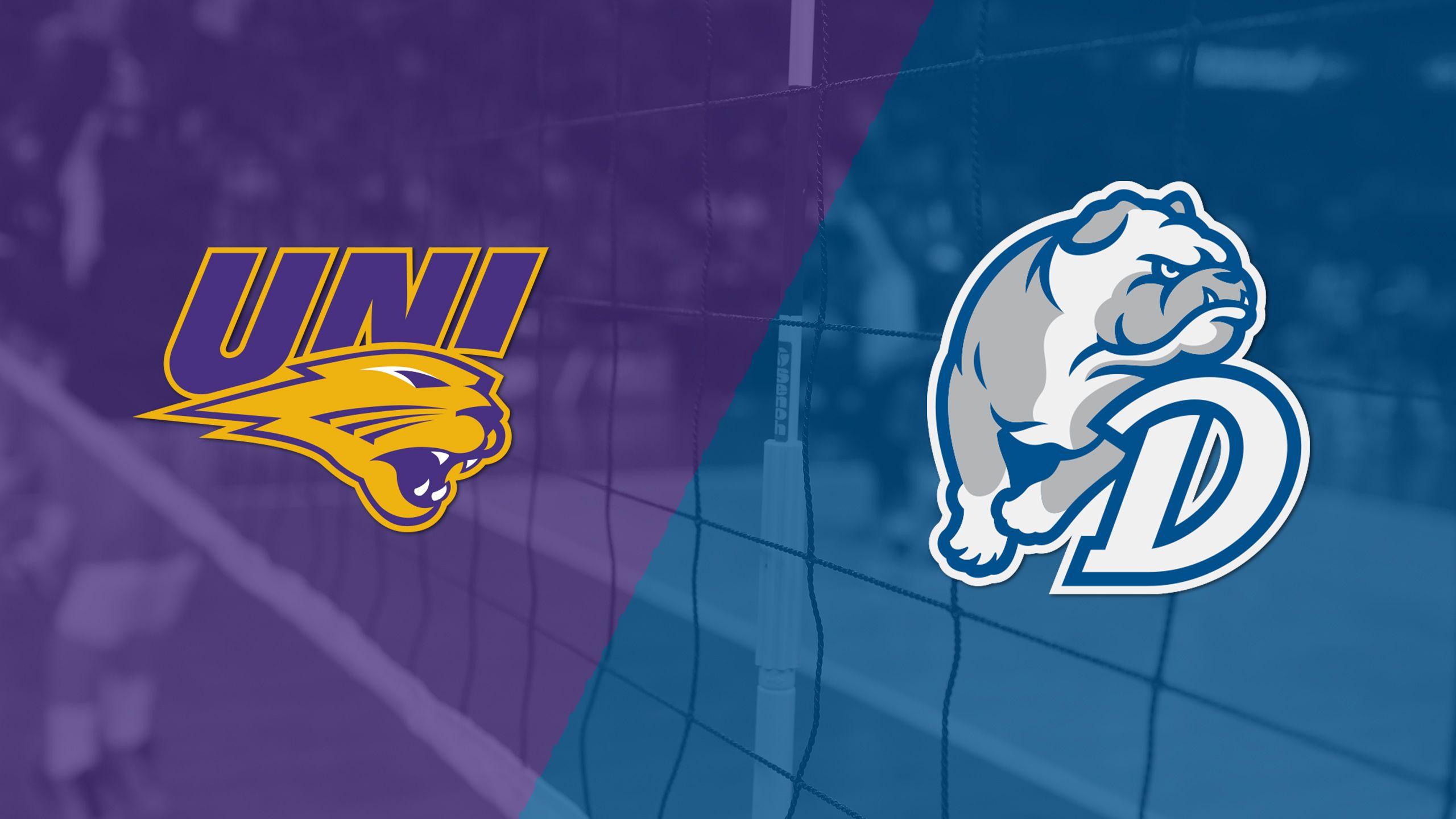 Northern Iowa vs. Drake (W Volleyball)