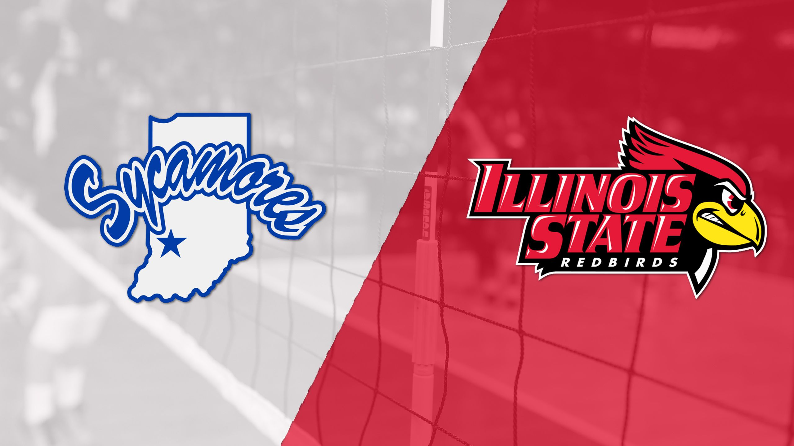 Indiana State vs. Illinois State (W Volleyball)
