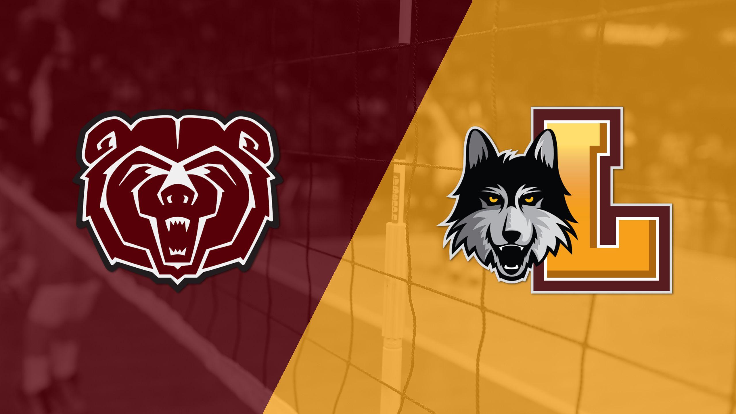 #25 Missouri State vs. Loyola (IL) (W Volleyball)