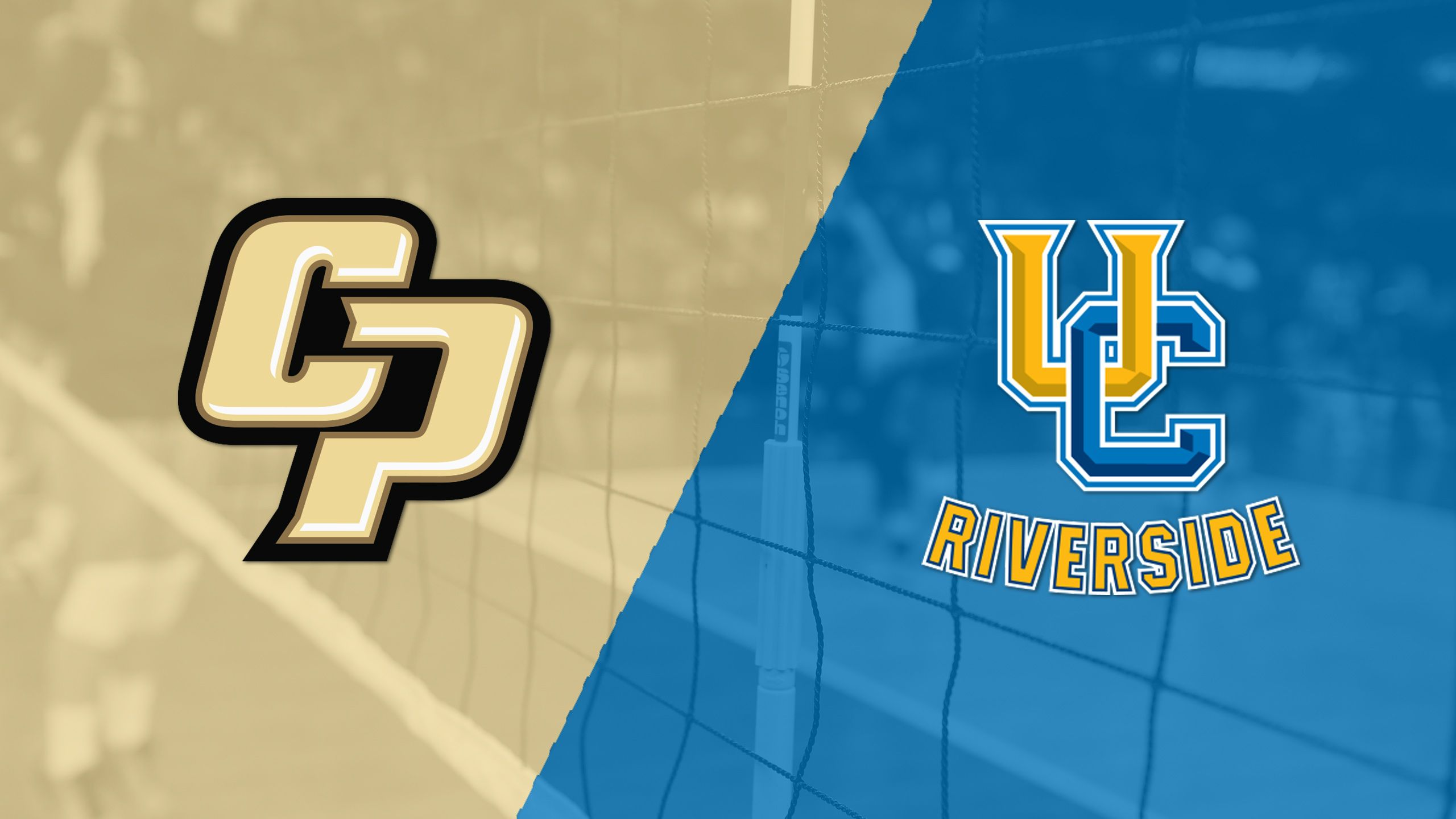 #22 Cal Poly vs. UC Riverside (W Volleyball)
