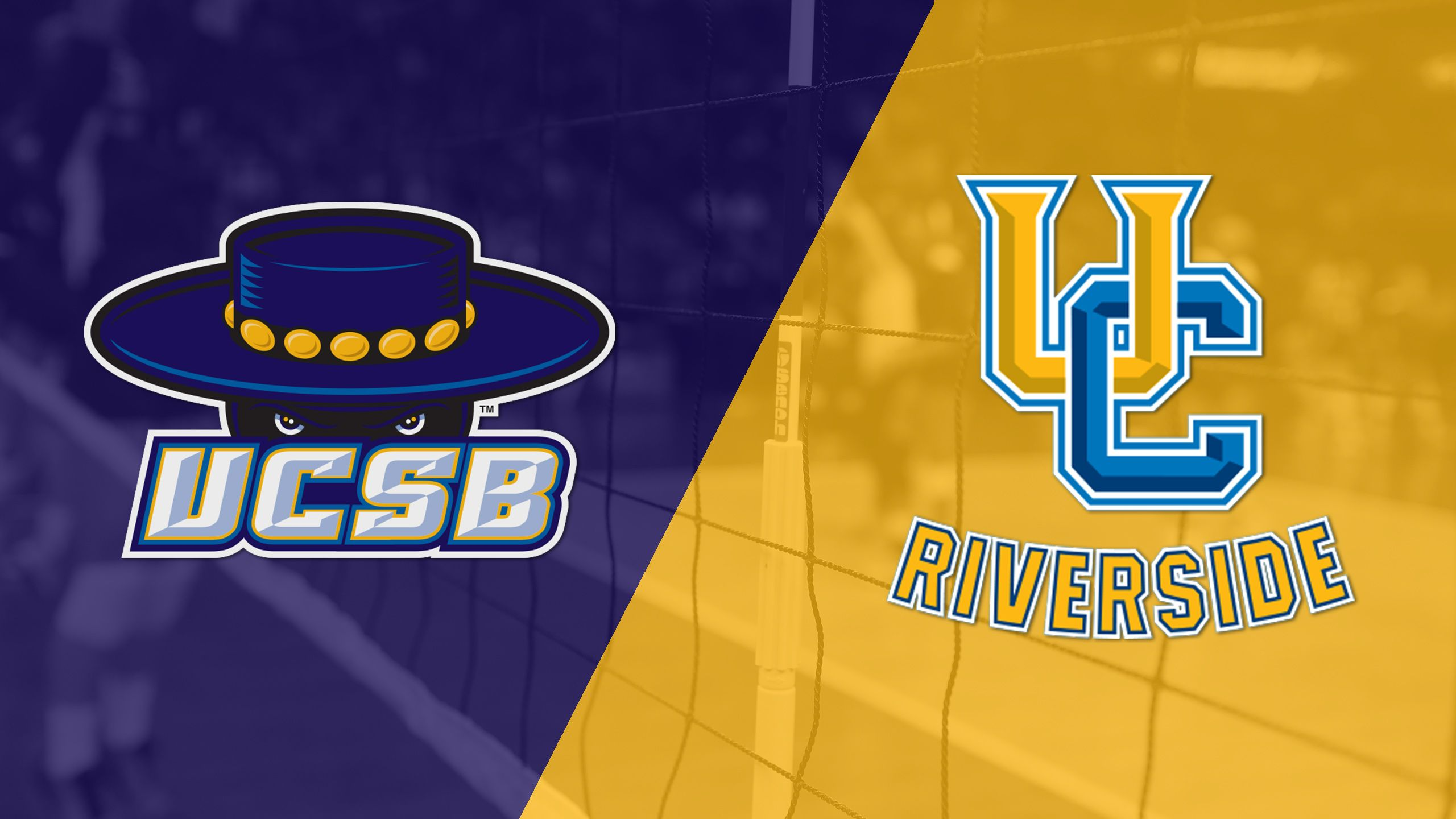 UC Santa Barbara vs. UC Riverside (W Volleyball)