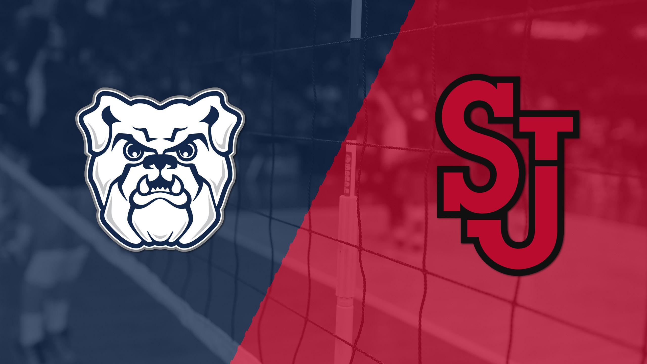 Butler vs. St. John's (W Volleyball)