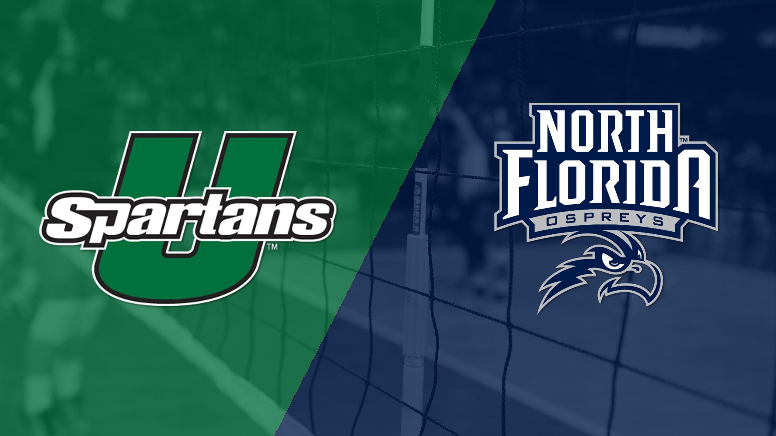 USC Upstate vs. North Florida (W Volleyball)