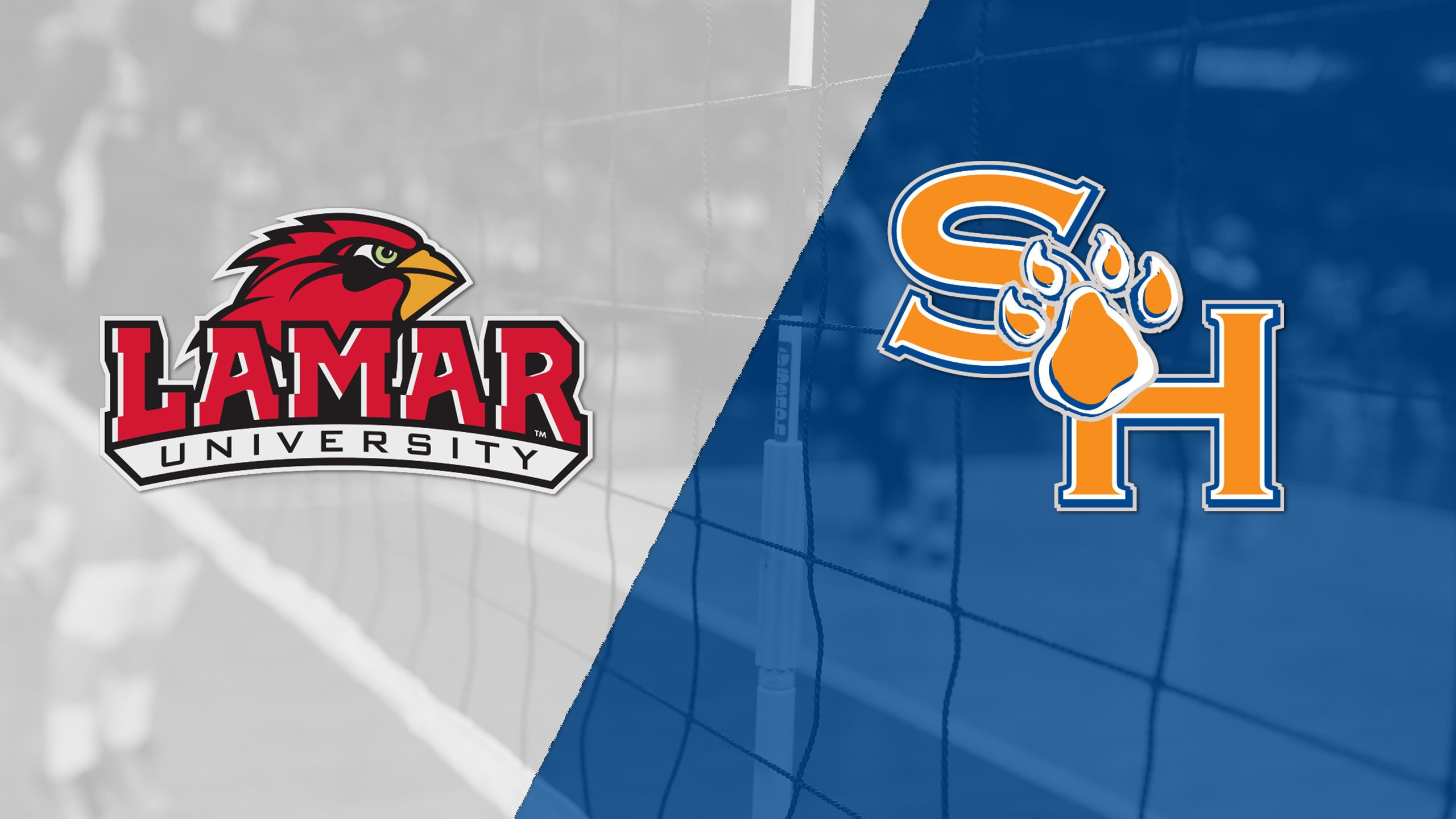 Lamar vs. Sam Houston State (W Volleyball)