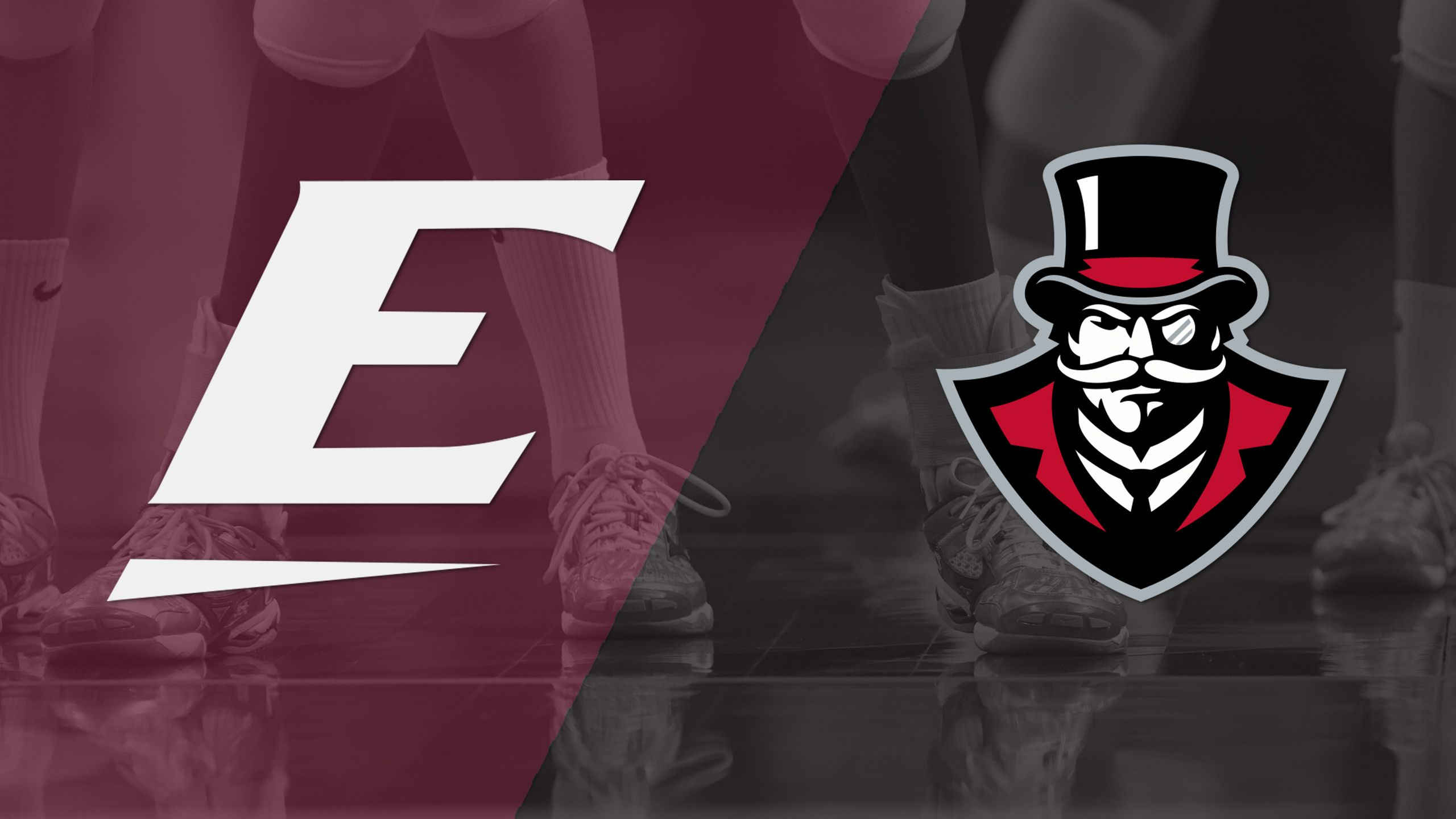 Eastern Kentucky vs. Austin Peay (Semifinal) (OVC Women's Volleyball Championship)