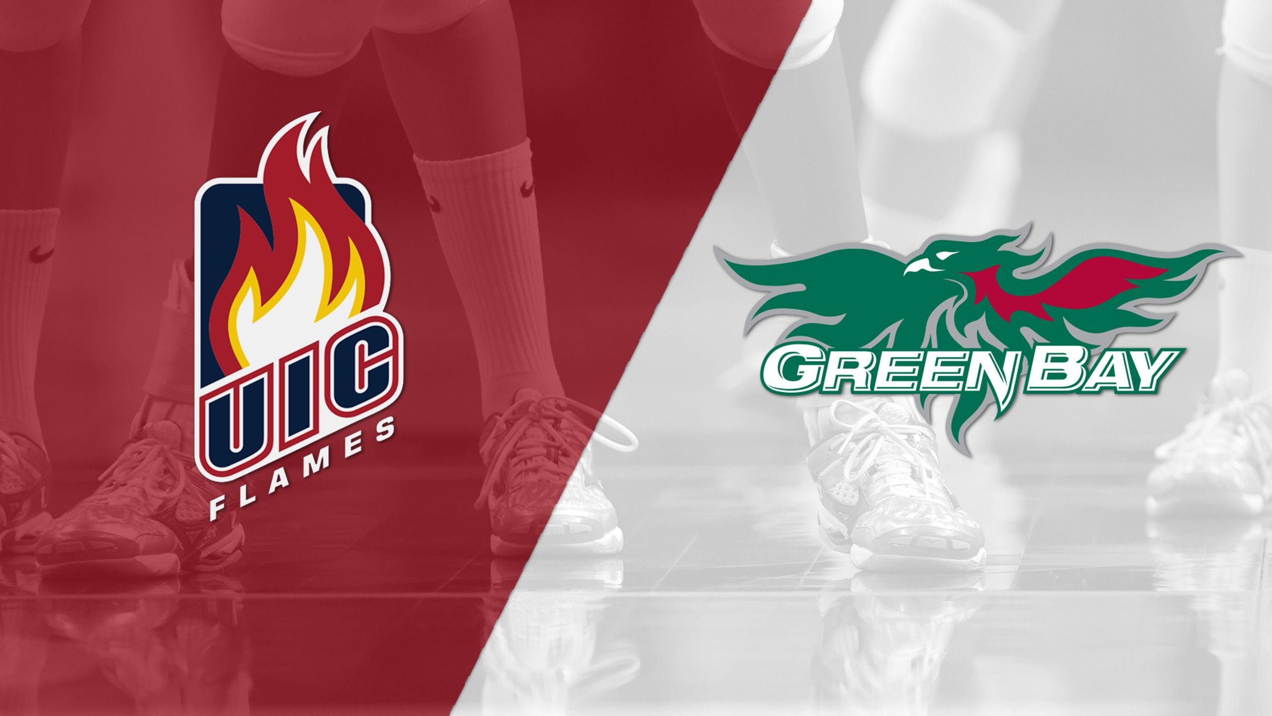 UIC vs. Green Bay (First Round) (Horizon Women's Volleyball Championship)