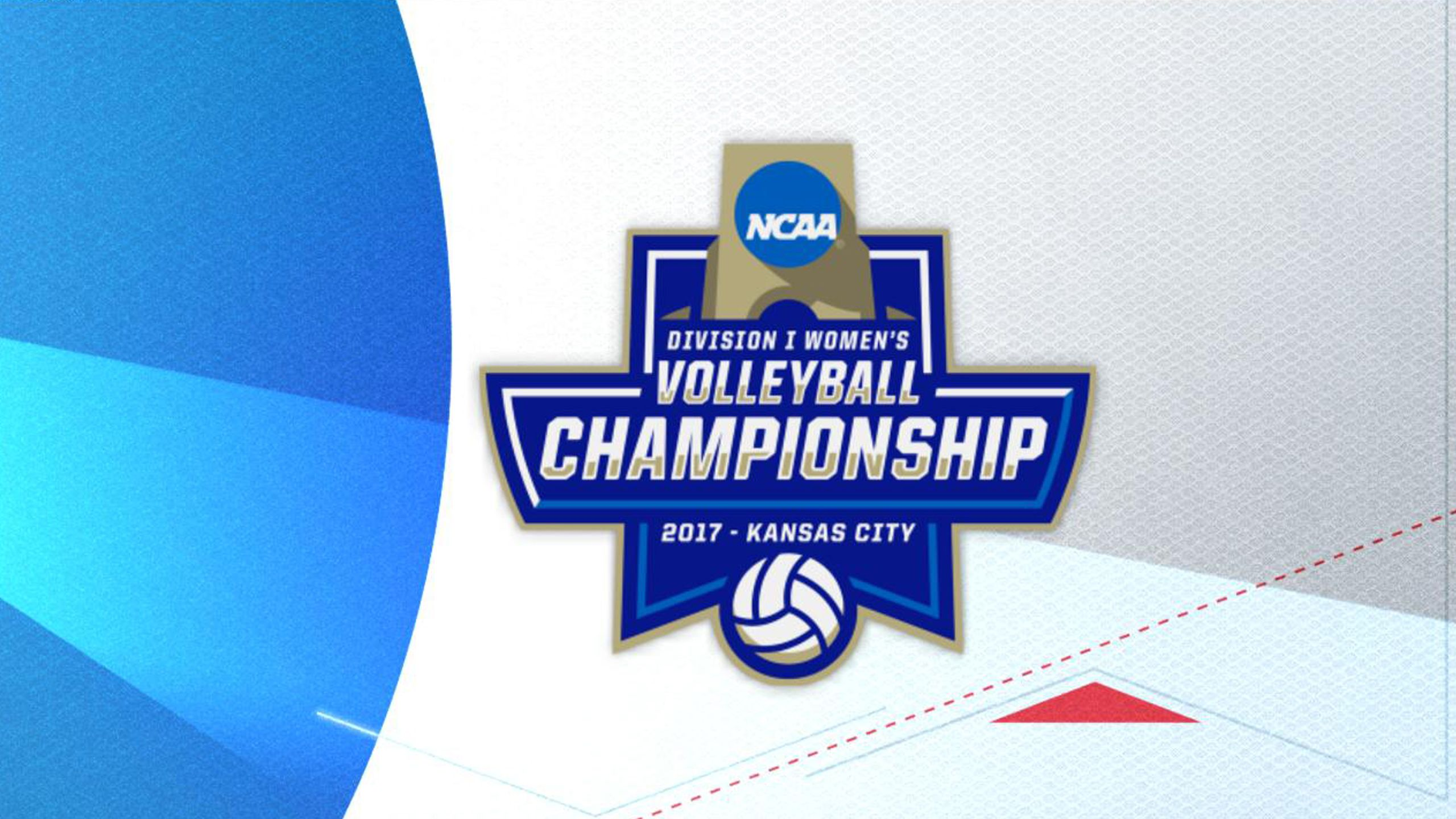 NCAA Women's Volleyball Tournament - Trophy Ceremony (Championship)