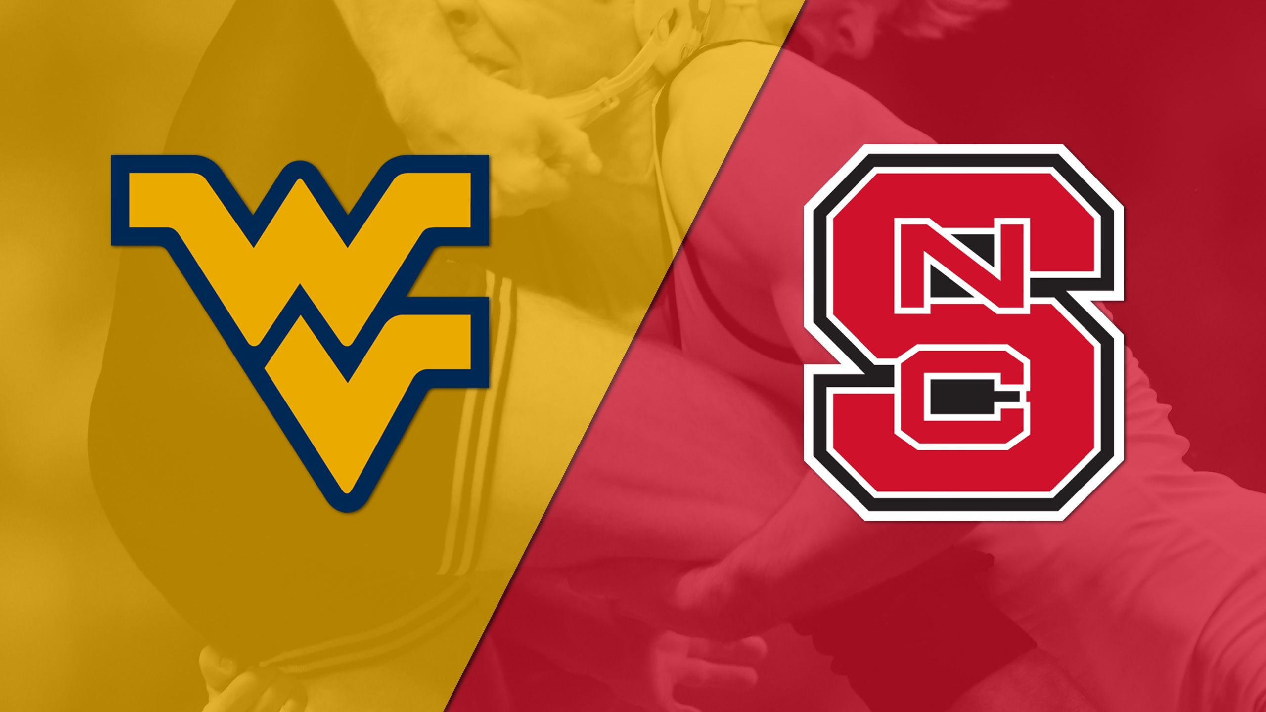 West Virginia vs. NC State (Wrestling)