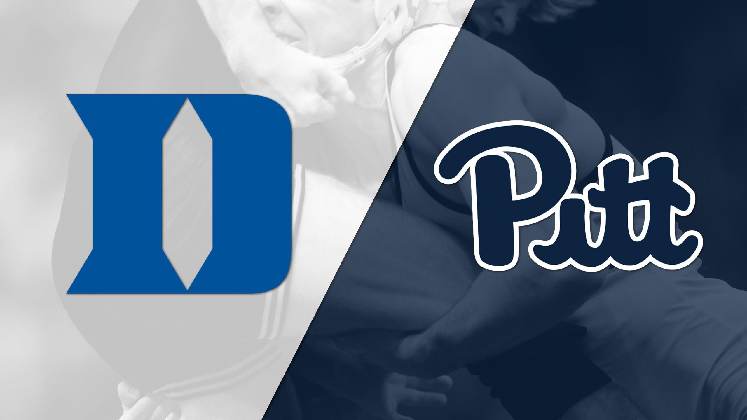 Duke vs. Pittsburgh (Wrestling)