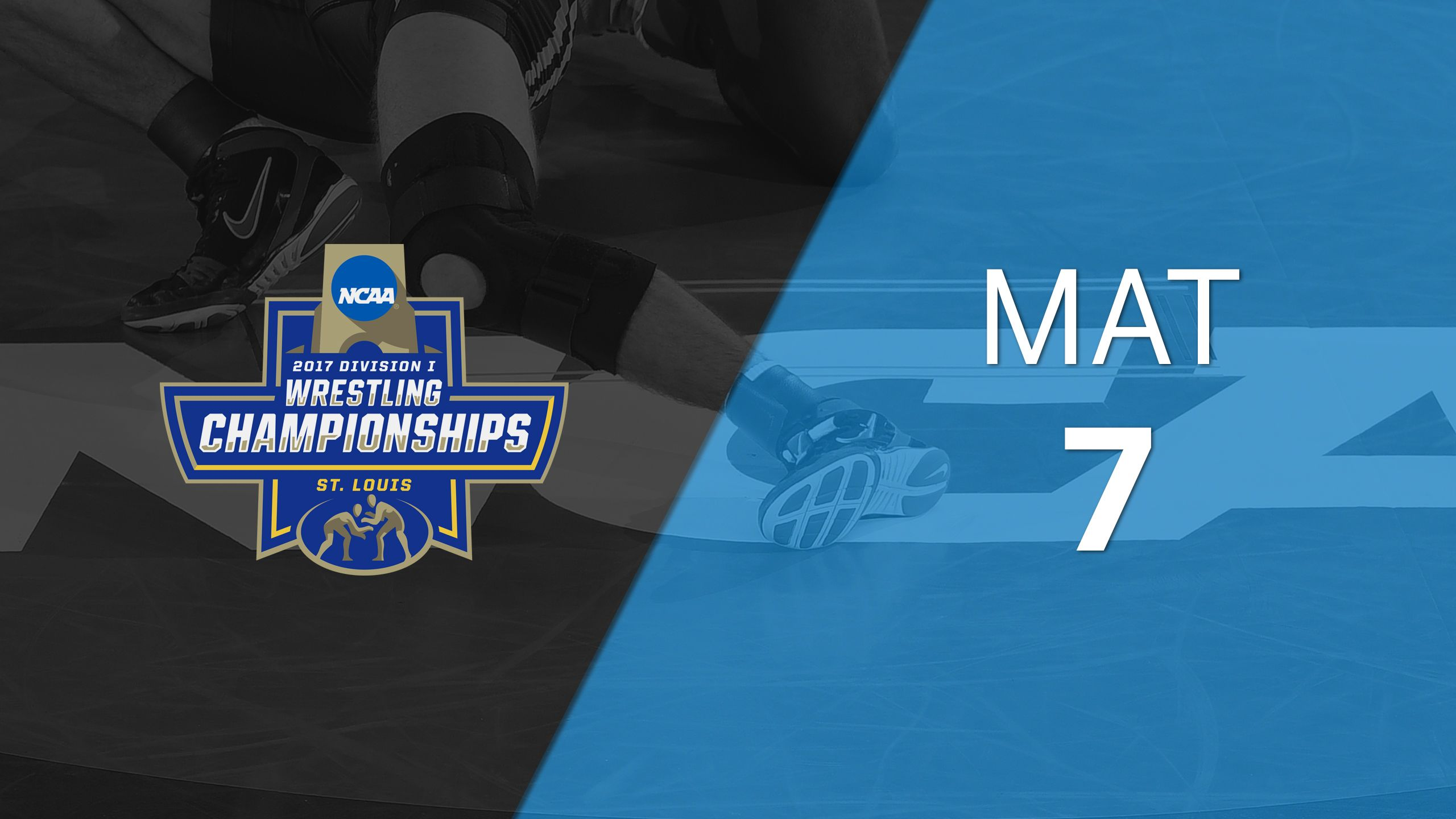 2017 NCAA Wrestling Championships Presented by Northwestern Mutual (Mat 7, First Round)