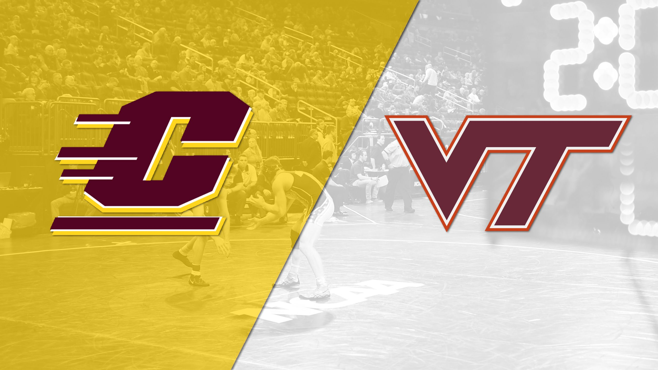 Central Michigan vs. Virginia Tech (Wrestling)
