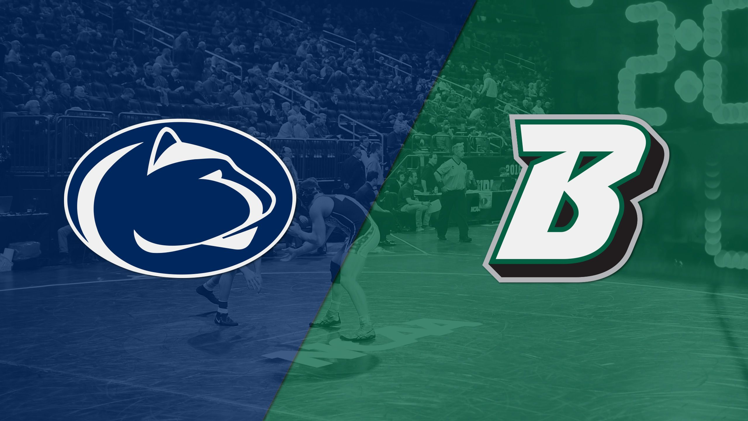 Penn State vs. Binghamton (Wrestling)