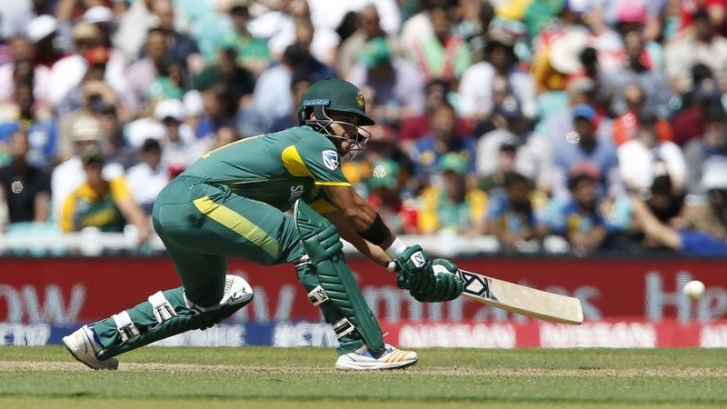 JP Duminy smashes 37 runs in an over