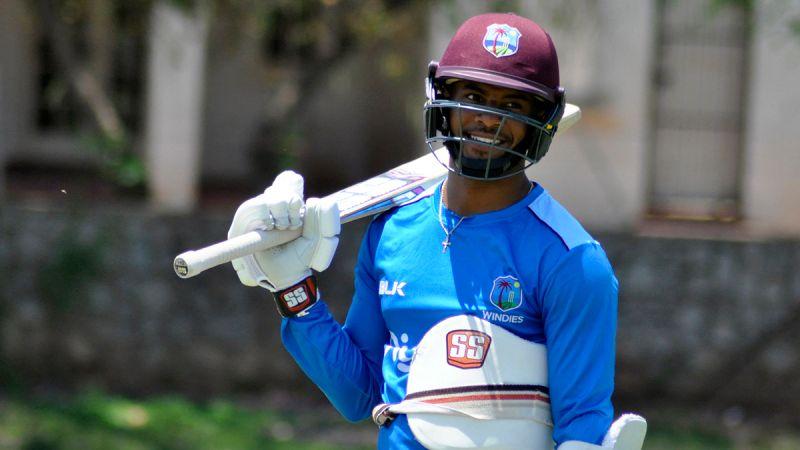 West Indies still have a chance - Shai Hope