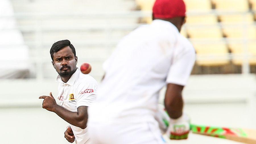 Pushpakumara takes 12 to help SL A level series - ESPNcricinfo