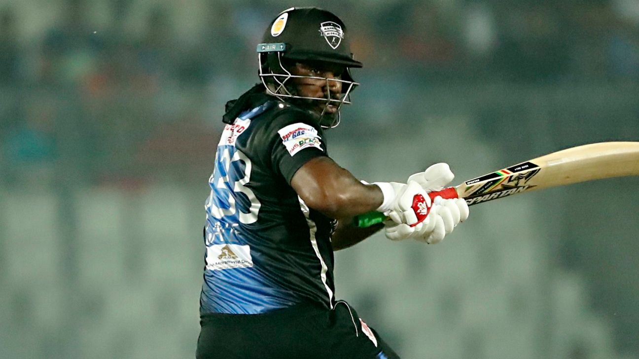 Mirpur blitz one of my top five knocks