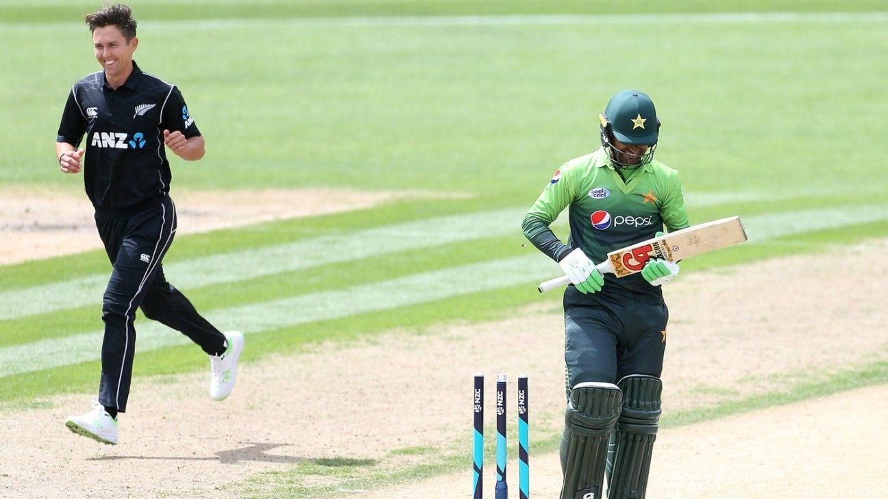 Pakistan vs New Zealand 3rd ODI Highlights