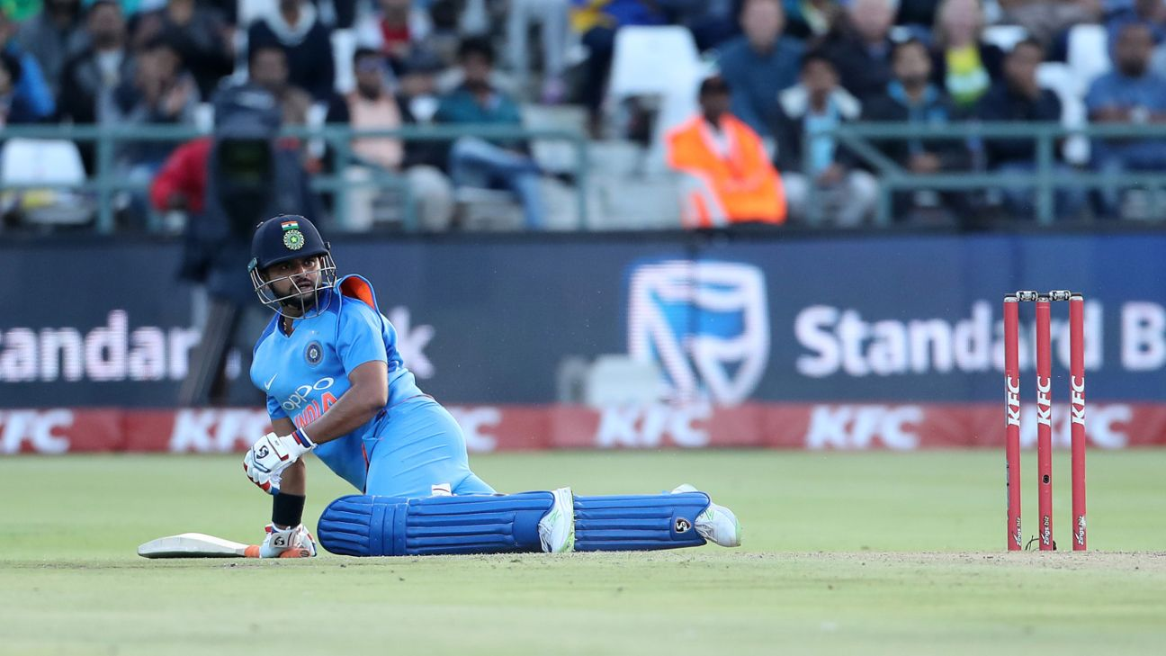 Bat(ting) woes for Raina, a box full of pain for Dhawan