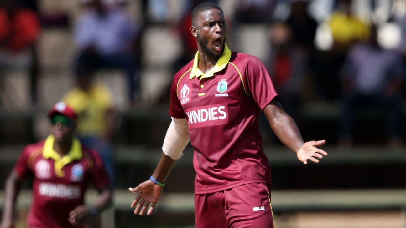 Jason Holder was outstanding - Law - ESPNcricinfo