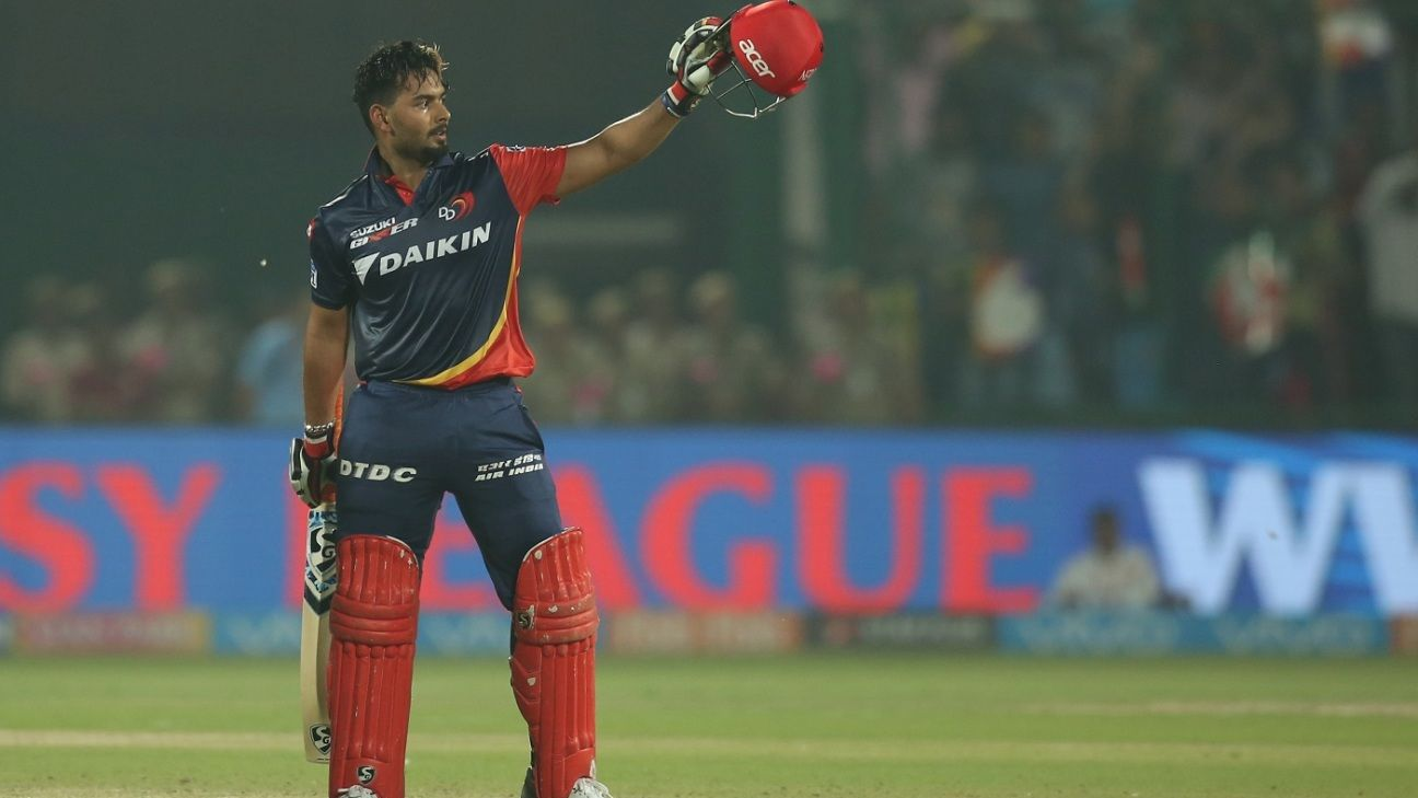 Reactions to Rishabh Pant's blistering hundred - 'A ...