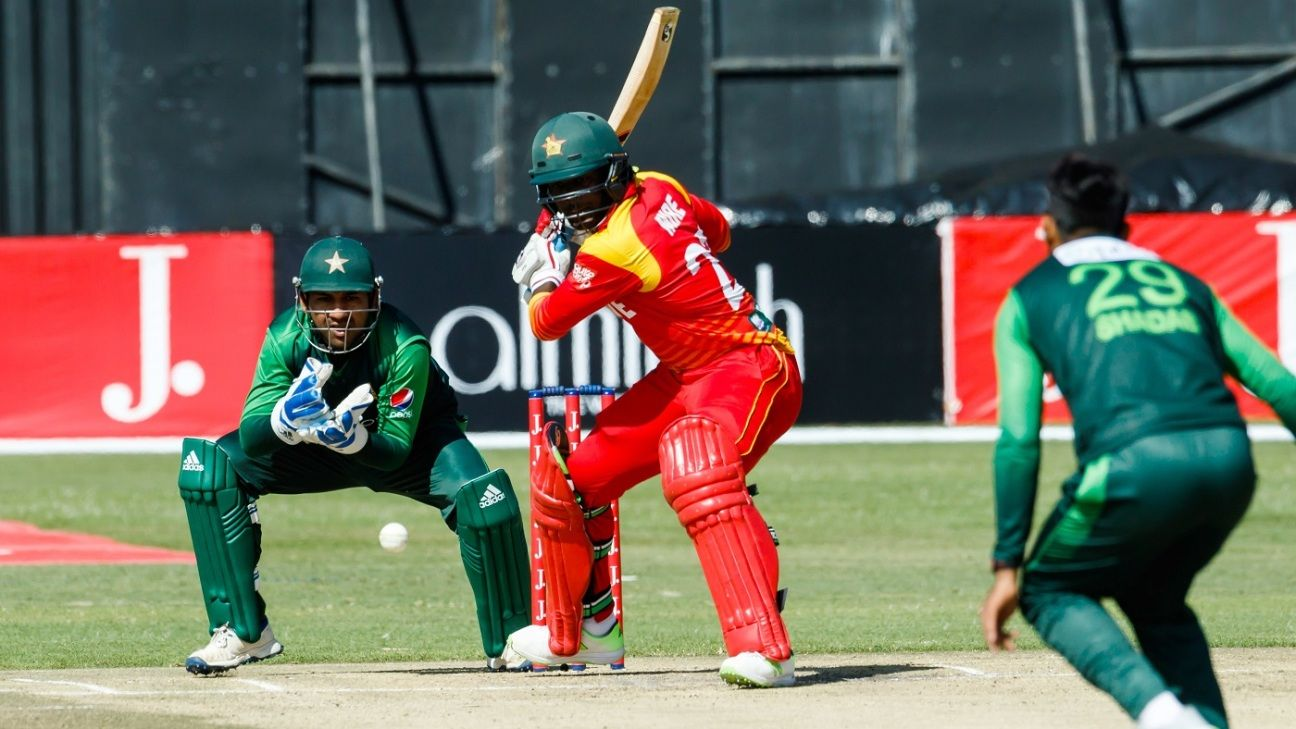Pakistan vs Zimbabwe 4th T20 Highlights