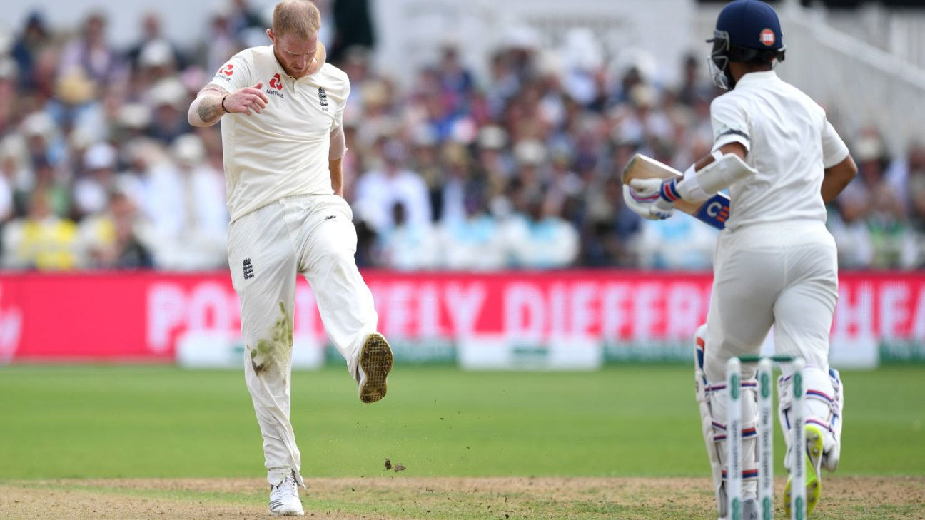 Ben Stokes' comeback and Adil Rashid's role: talking points from England's tougher day