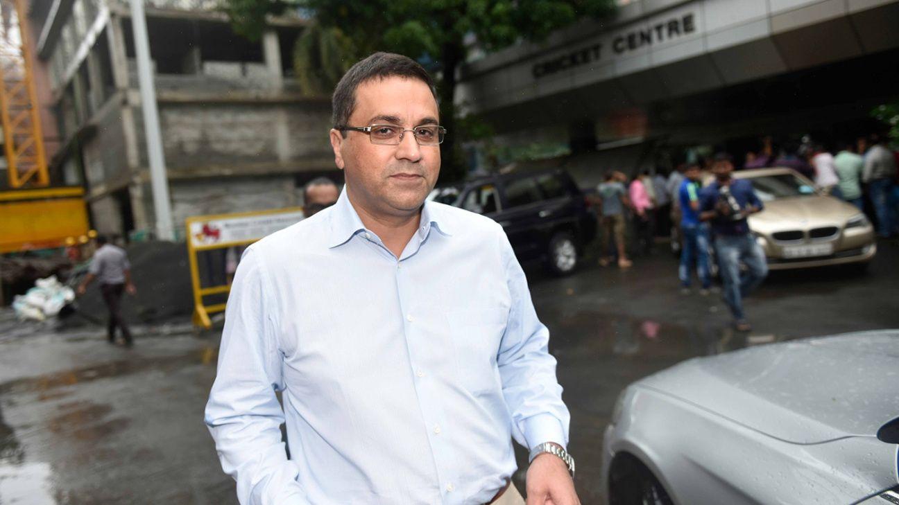 Seven states write to BCCI seeking action on CEO Rahul Johri