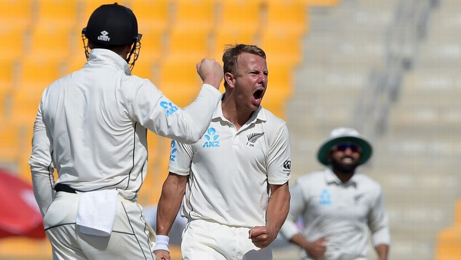 Kane Williamson was delighted with the fighting spirit his charges showed as they snatched a dramatic four-run win in the first Test in Abu Dhabi against Pakistan