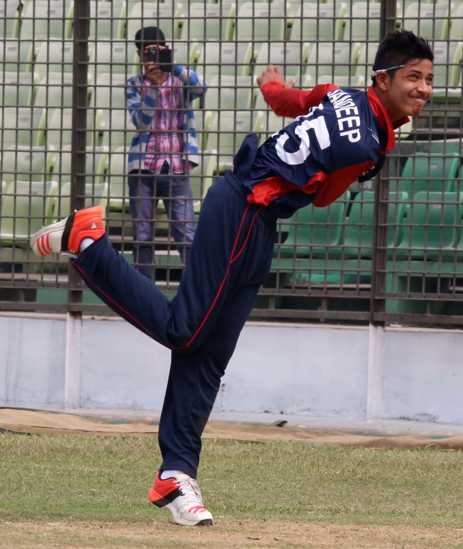 Nepal's Sandeep Lamichhane Set For Grade Cricket In